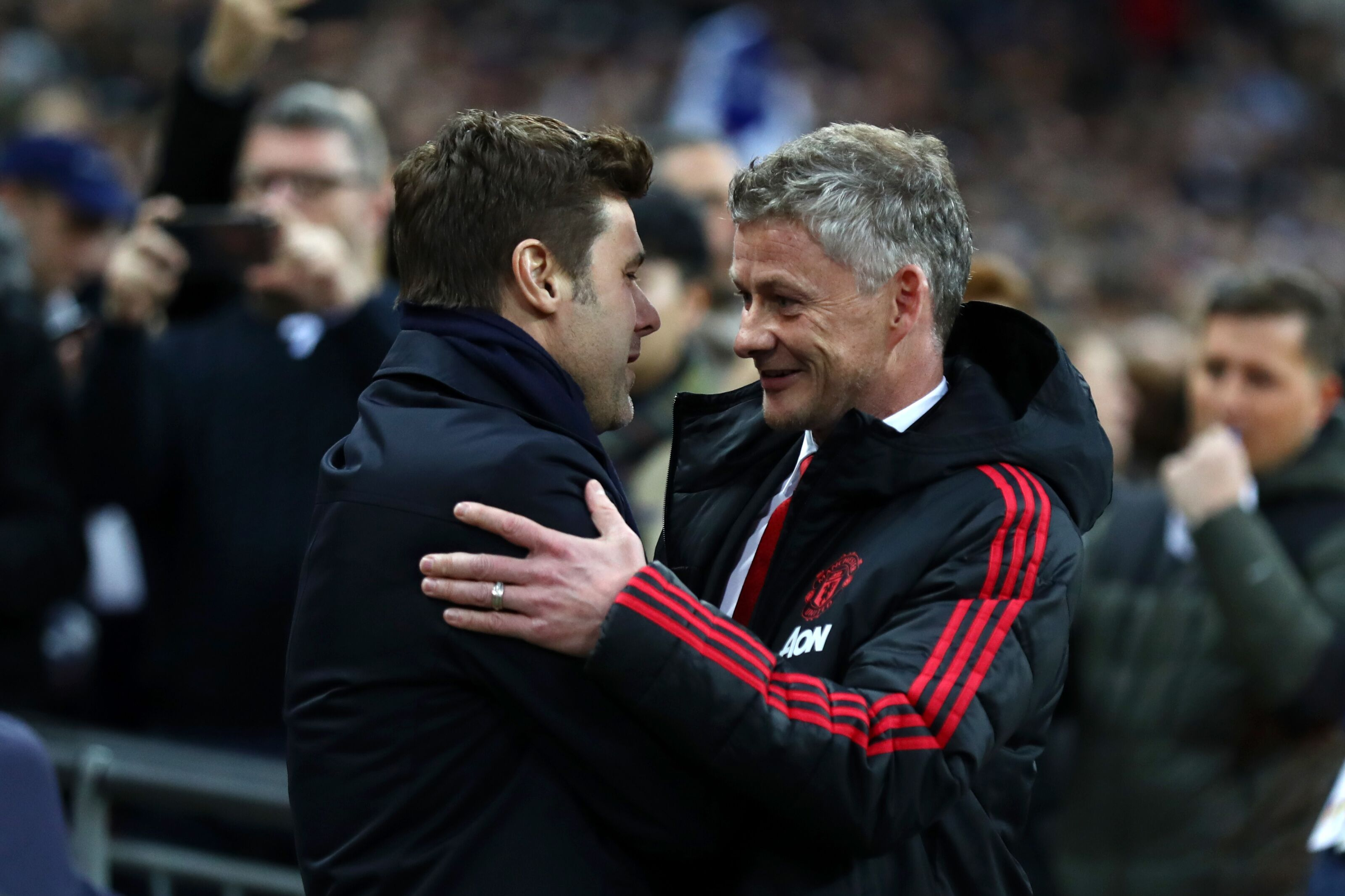 Manchester United: Pochettino not the favourite to replace Solskjaer