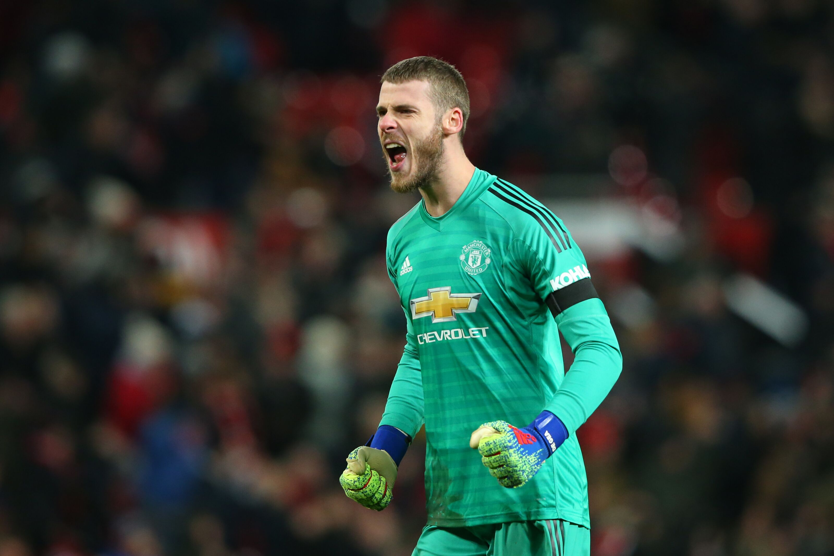 7d3d893ce18 PSG to sign David de Gea from Manchester United in the summer?
