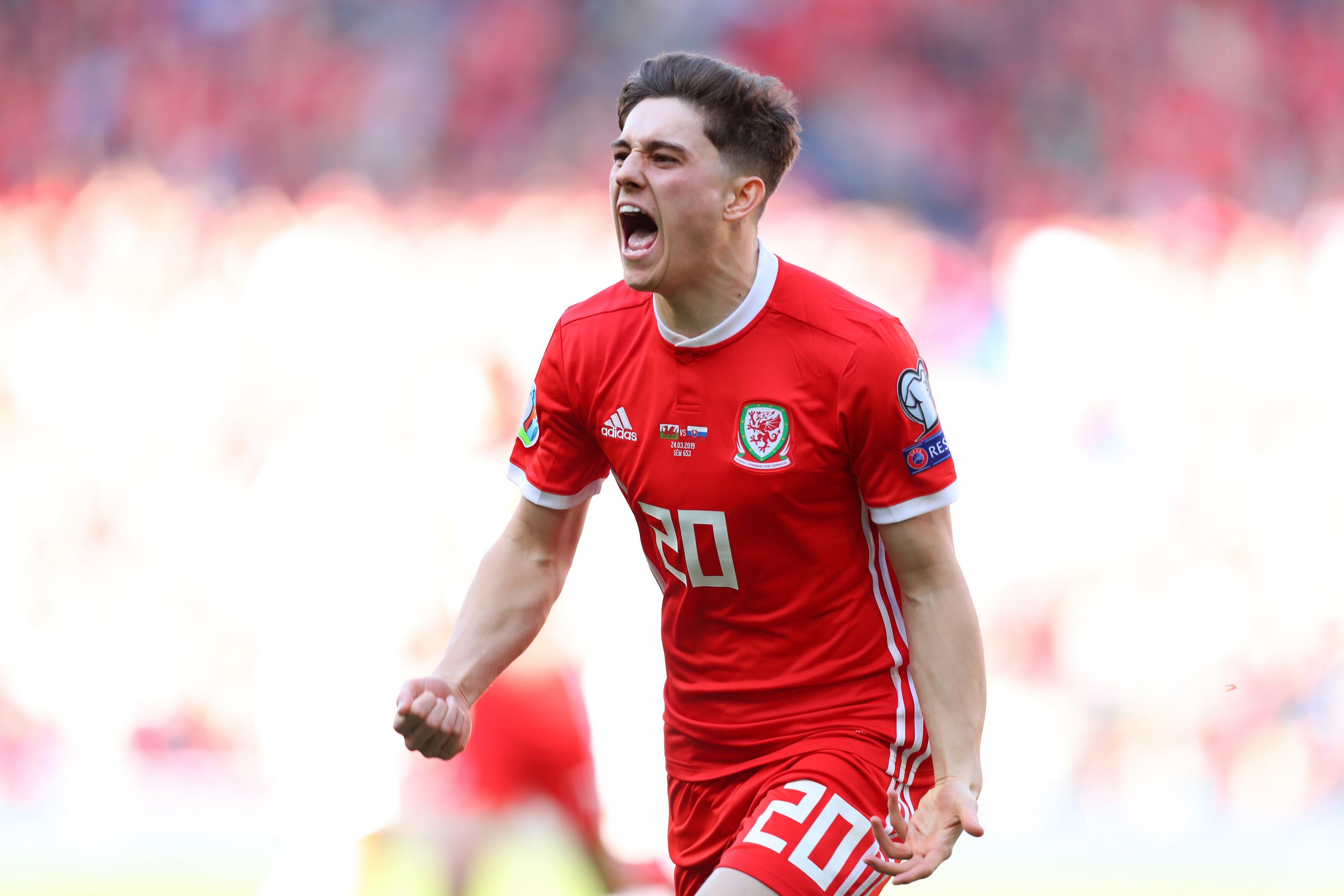 Why Daniel James is the right type of player Manchester United should target?