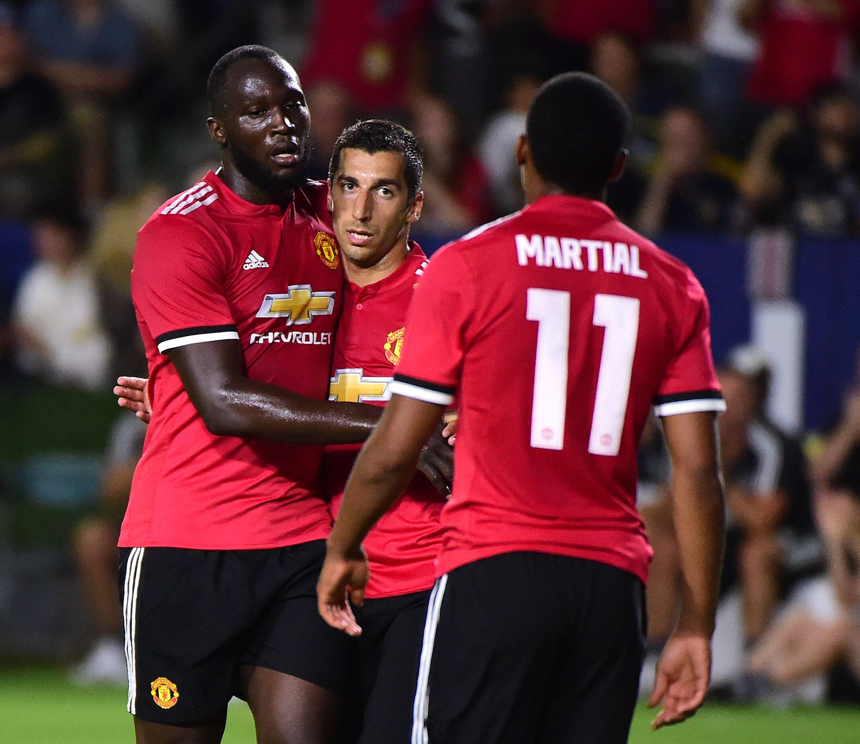 EA Sports FIFA 18 Player Predictions: Romelu Lukaku