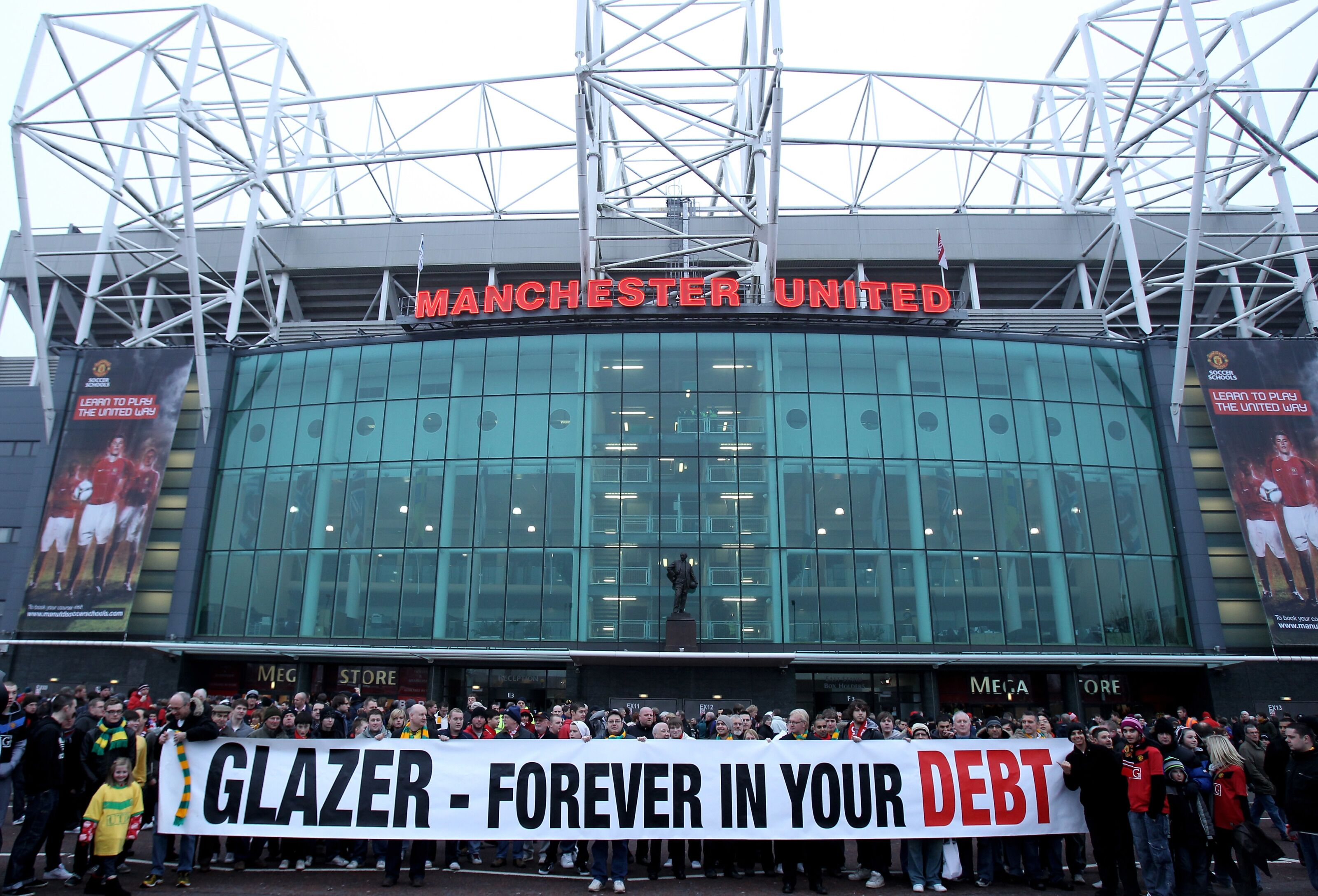 Manchester United: Why the walkout against the Glazers will not work - Red Devil Armada
