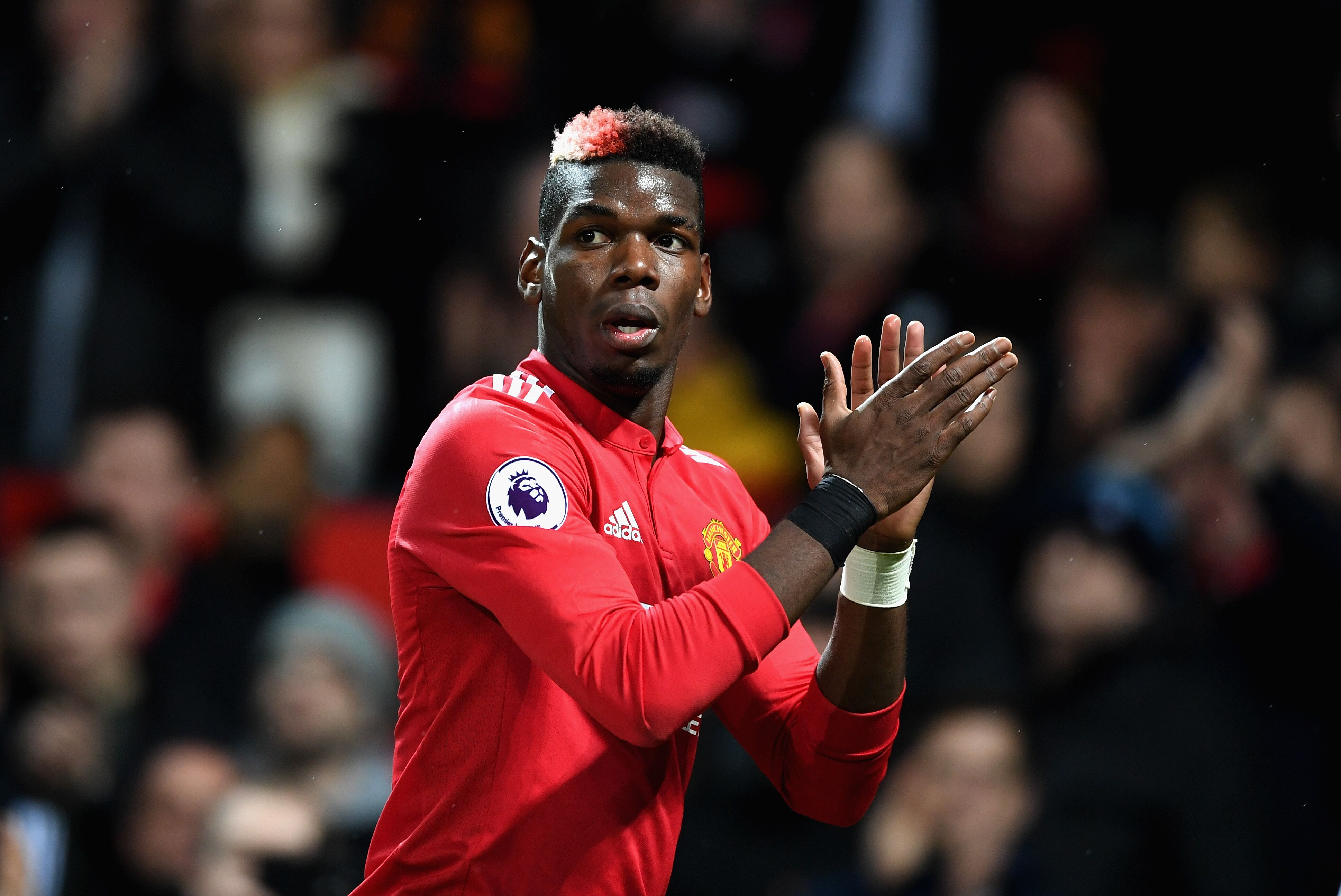 Paul Pogba Manchester United Can Win The Premier League