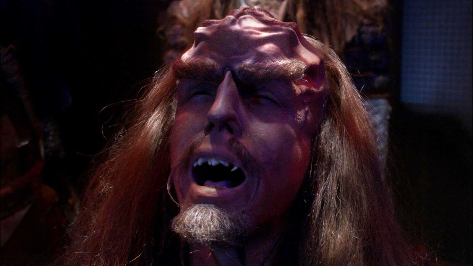 A Christmas Carol\' In Klingon