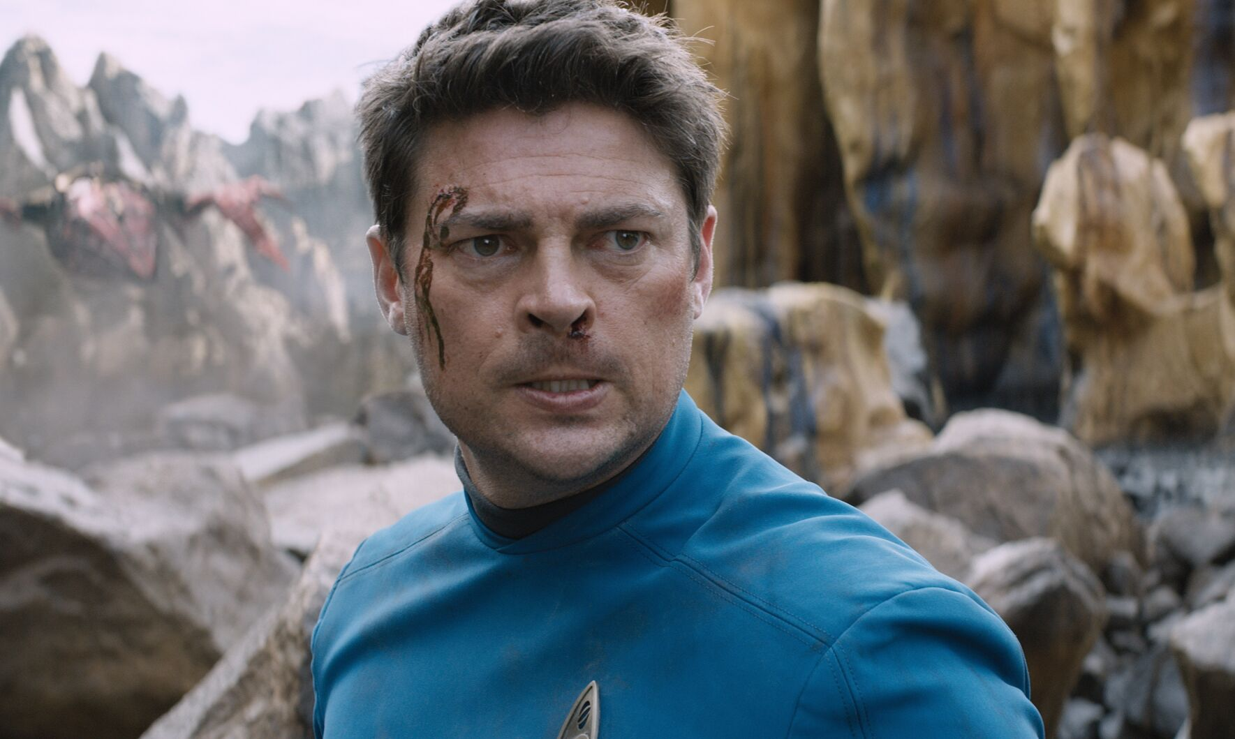 Karl Urban Says Beyond S Bones Is Developed Character