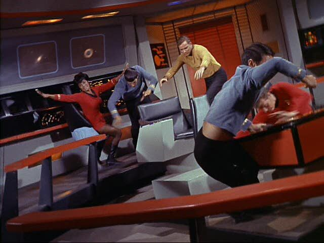Image result for star trek camera shake