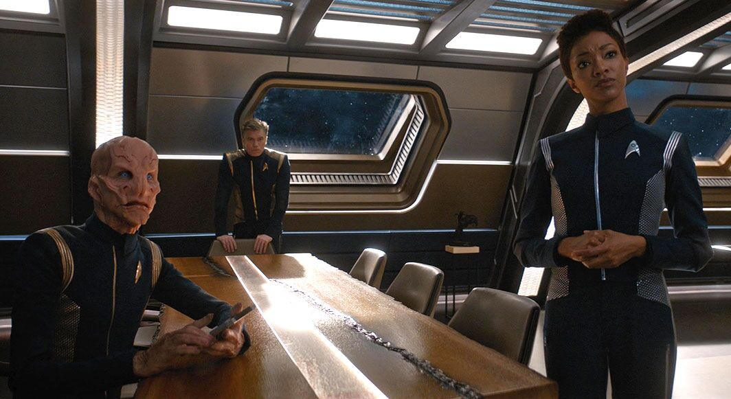 Redshirts Roundtable: The Outlook of Star Trek Discovery