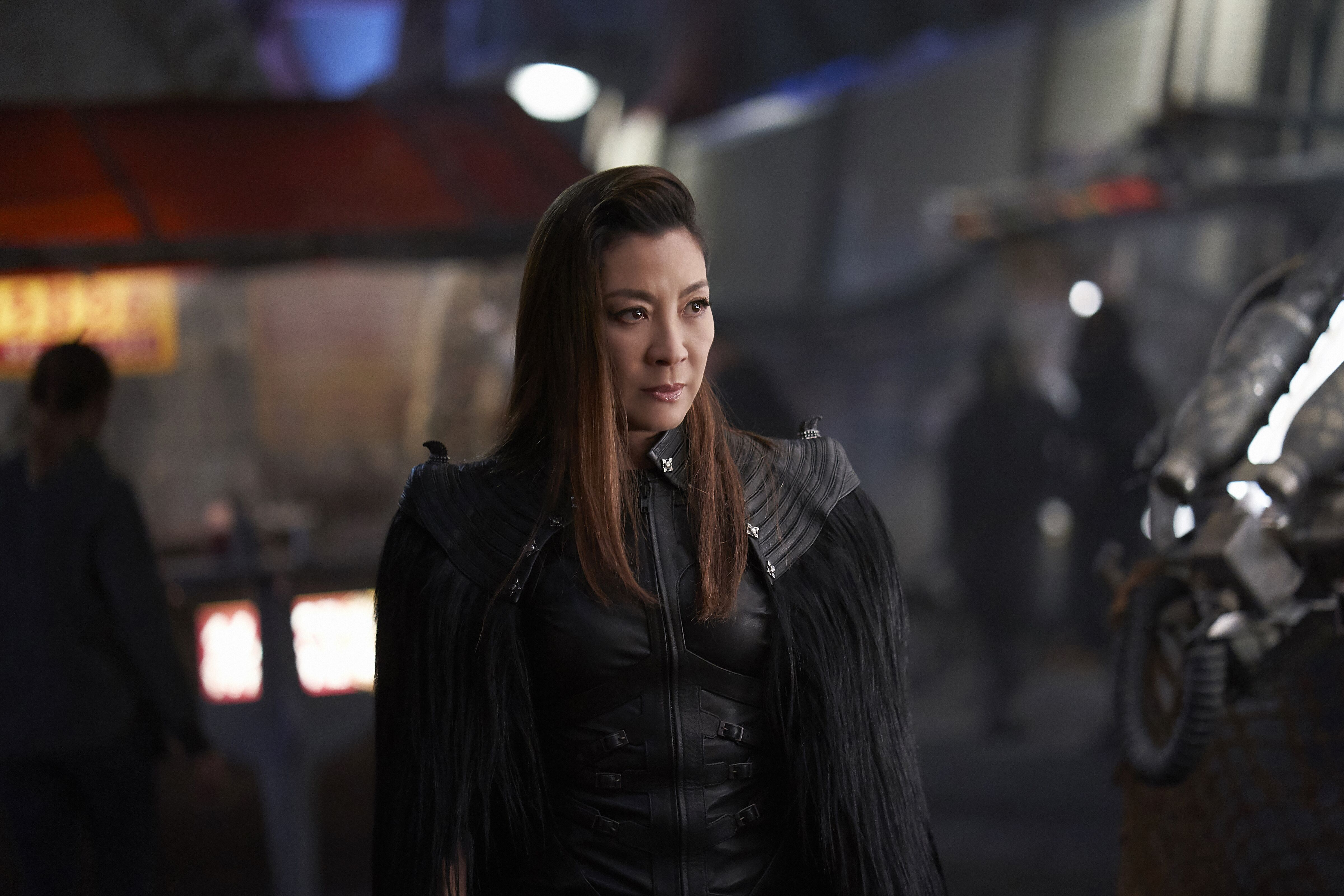 Star Trek Section 31 wouldn't work without Michelle Yeoh