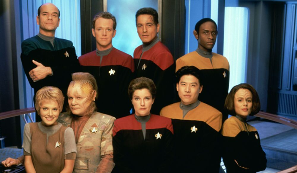 Star Trek: Voyager turns 24