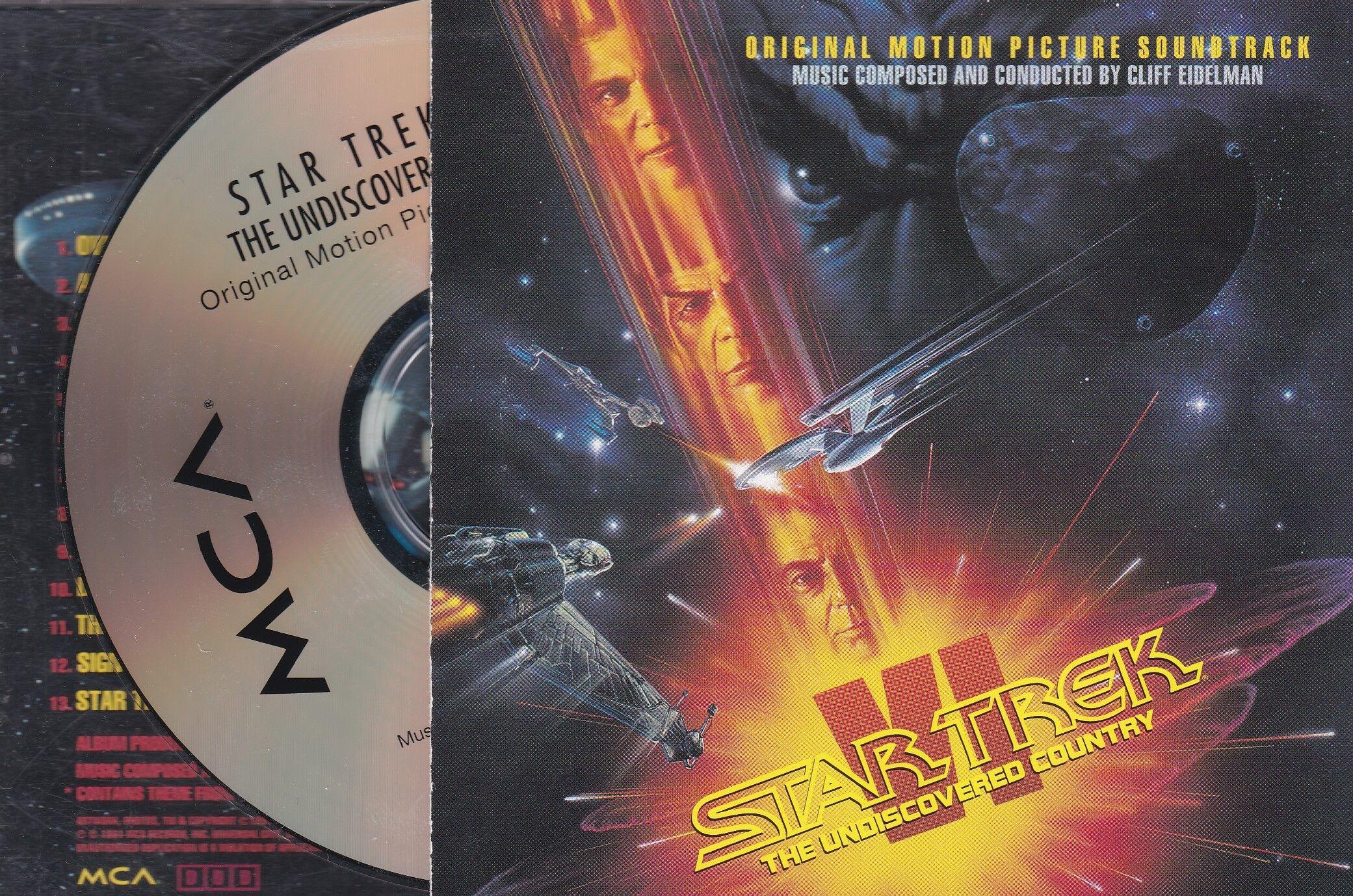 The Sound of Star Trek Part 11 - Star Trek VI: The
