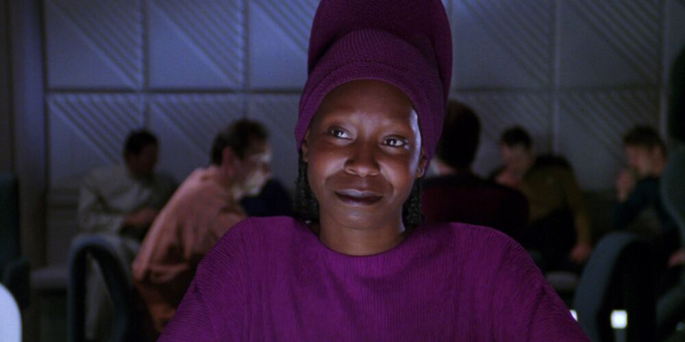Whoopi Goldberg interested in appearing in Star Trek: Picard