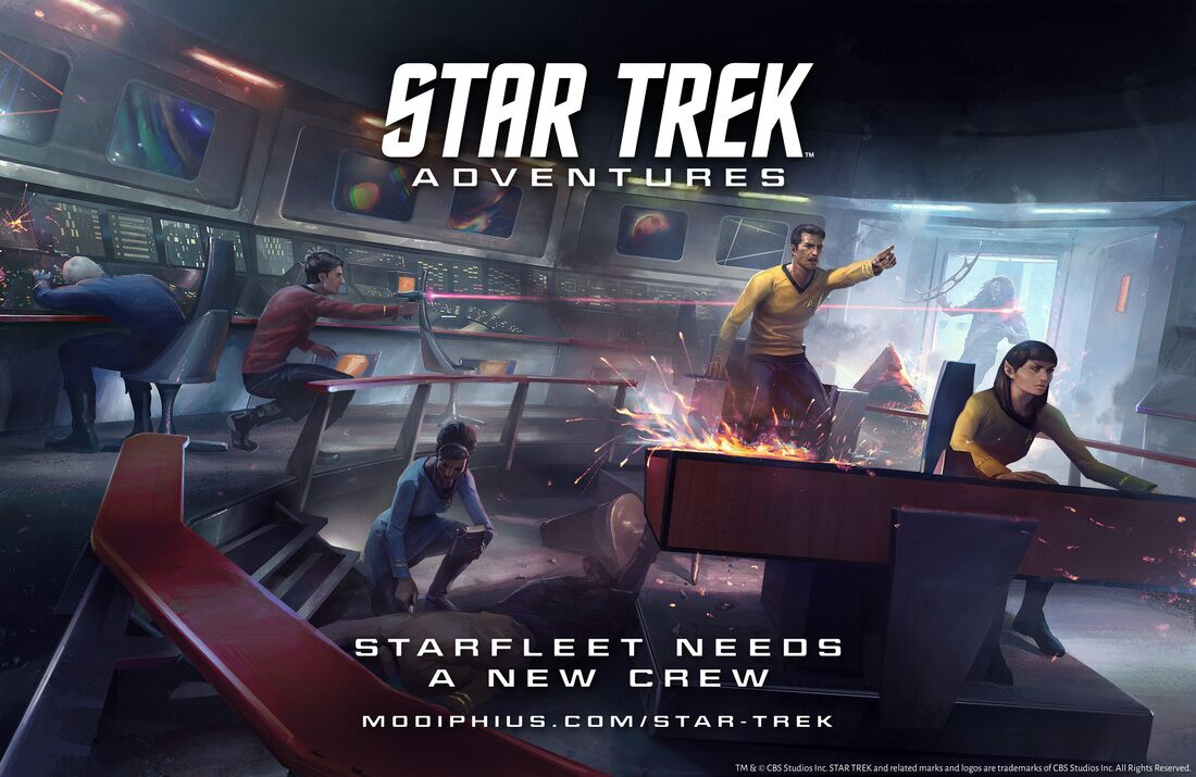 Modiphius Games Announces Exciting New Releases for 2019
