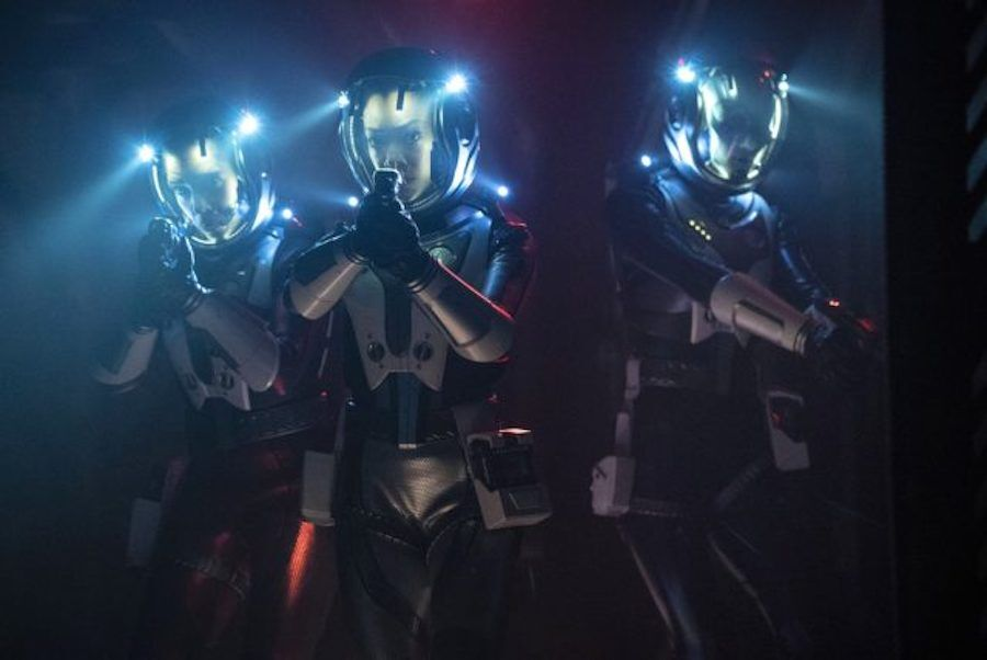 New Images and trailer for Star Trek: Discovery S2E9 u201cProject Daedalusu201d