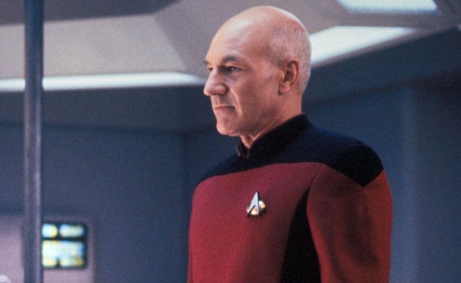 CBS gives first glimpse of Star Trek: Picard at upfronts