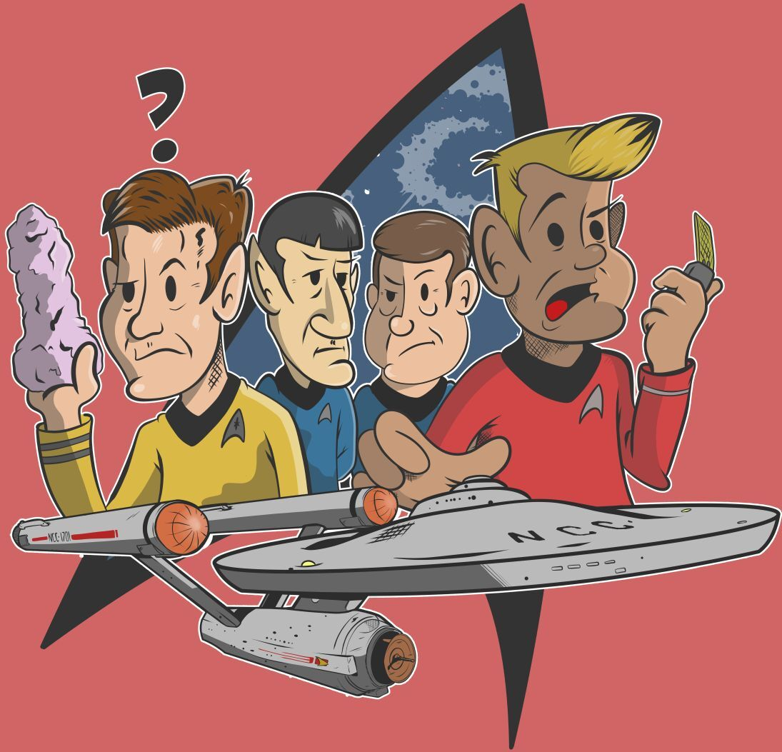 The REDSHIRTS Webcomic Adventures continue with No. 2