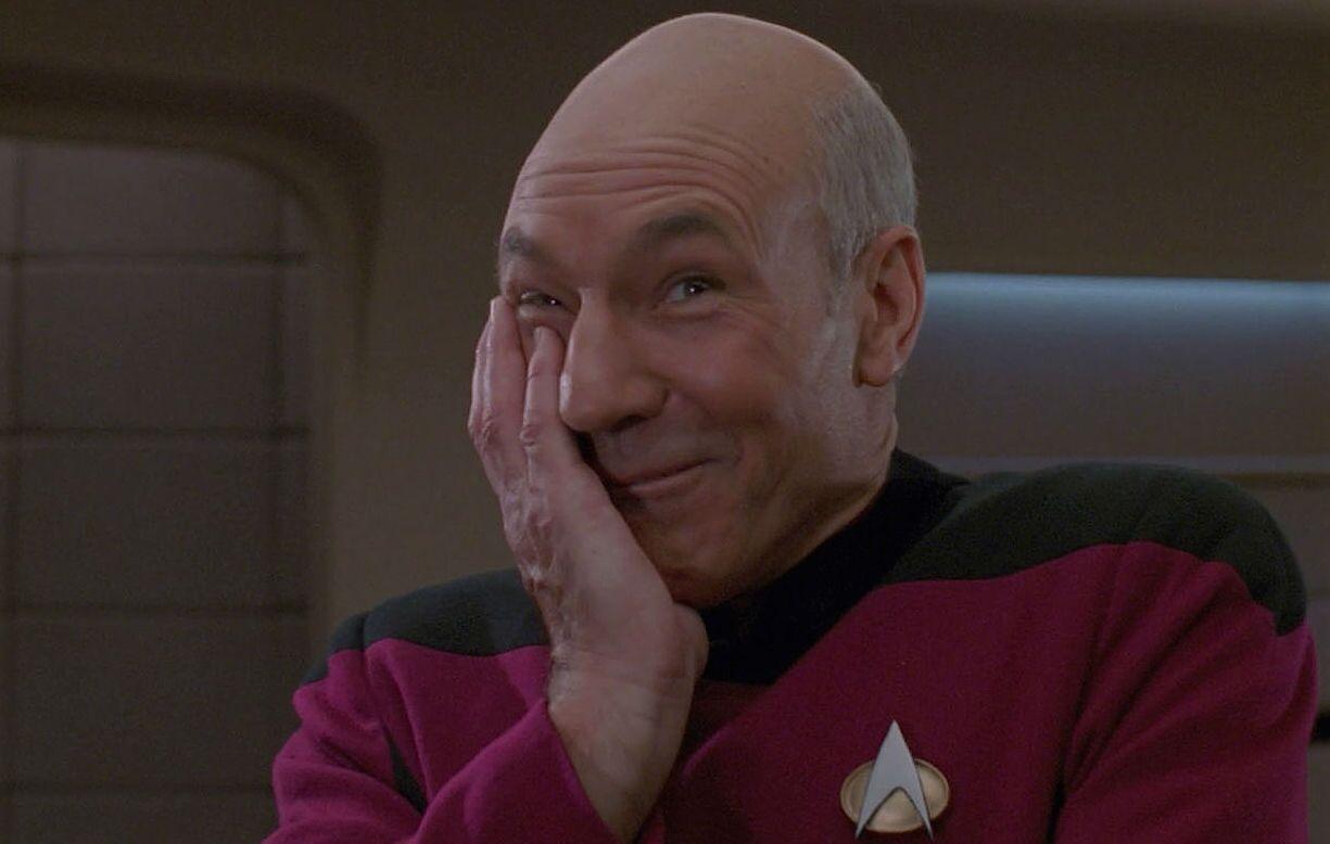 Star Trek - Patrick Stewart tornerà nei panni del Capitano Jean- Luc Picard!