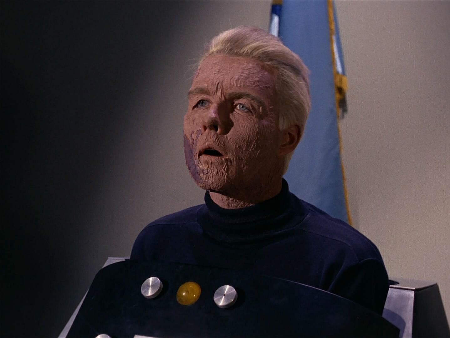 Christopher Pike Is A Great Captain, Good Thing He Was