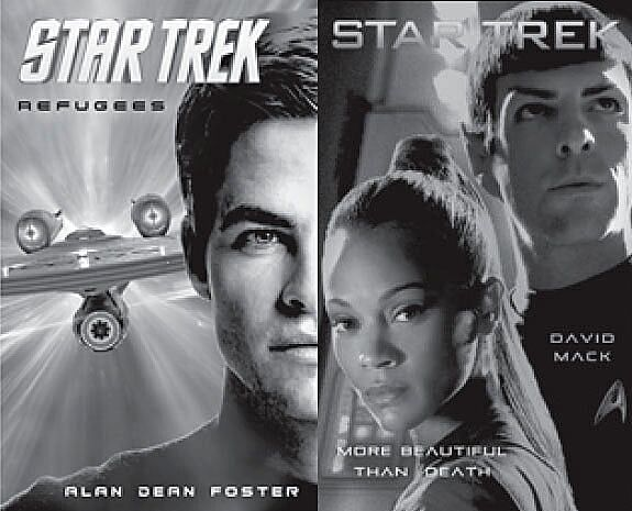 STLV 2019: Pair of Kelvin Timeline Star Trek novels to finally be