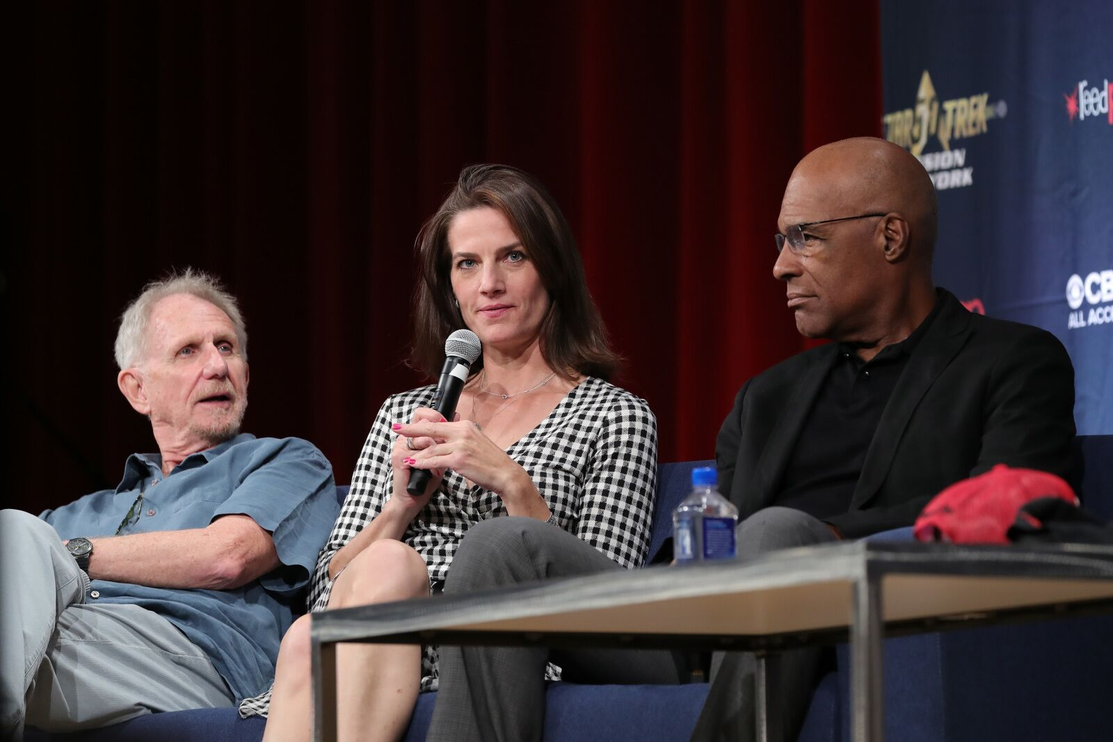 Terry Farrell confirms that Jadzia Dax was pansexual