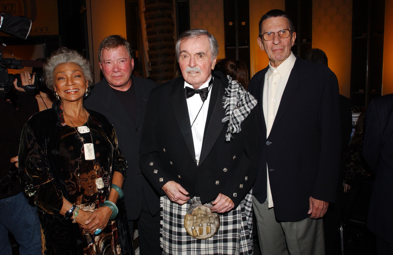 Happy 98th Birthday James Doohan!