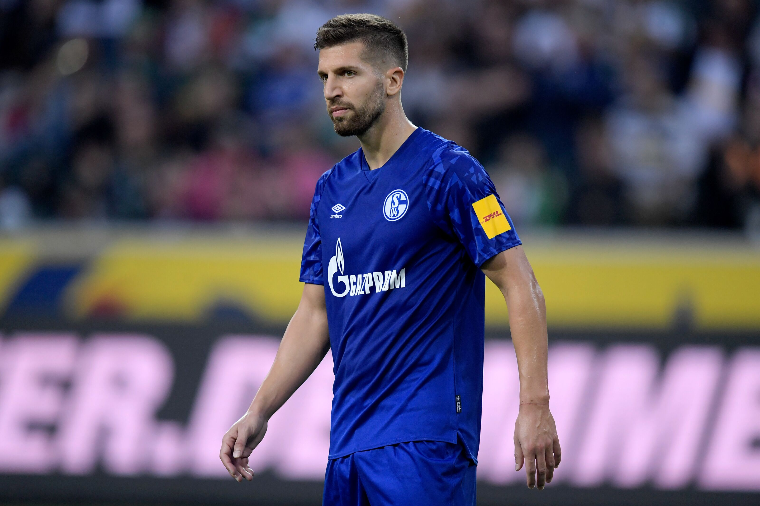 FC Schalke 04 will be missing Matija Nastasic again