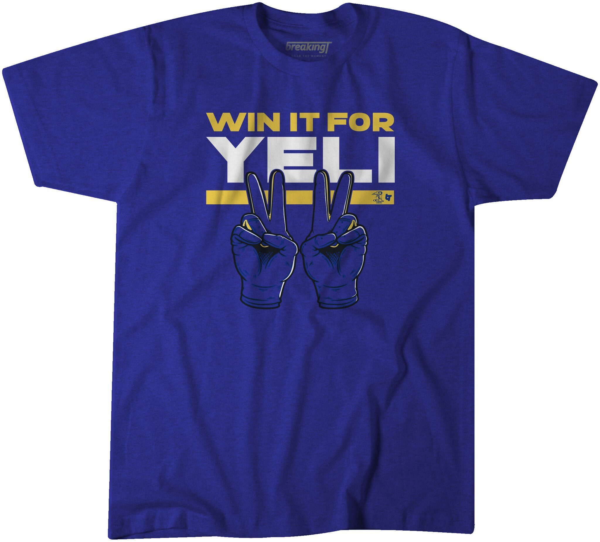 Milwaukee Brewers fans need this t-shirt