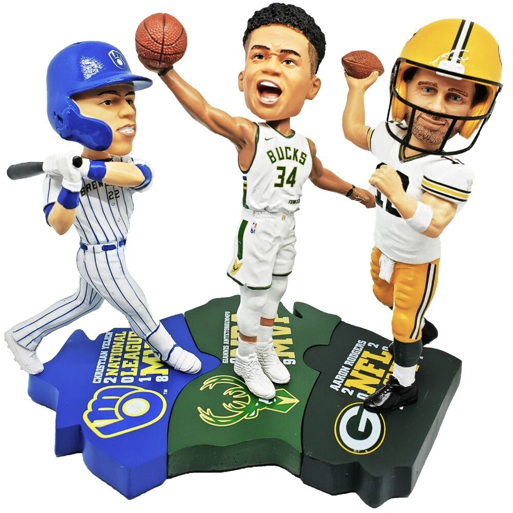 Milwaukee Brewers fans need this Wisconsin MVPs bobblehead