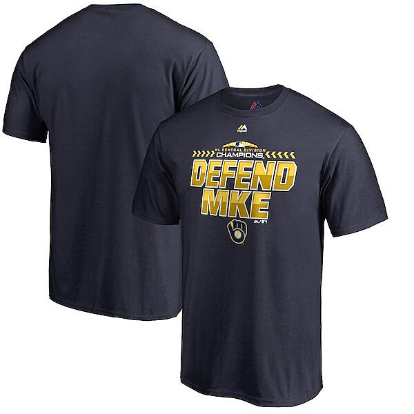 ff148ea074396 Get ready for the MLB Postseason with Milwaukee Brewers gear