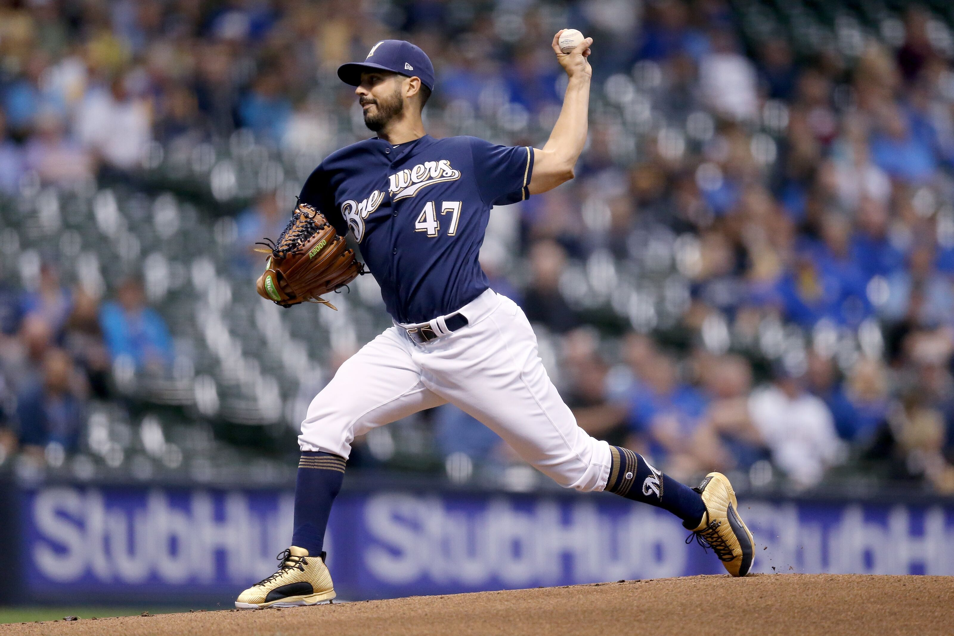 74aac949f Milwaukee Brewers: Who Are The Brewers Postseason Starters?