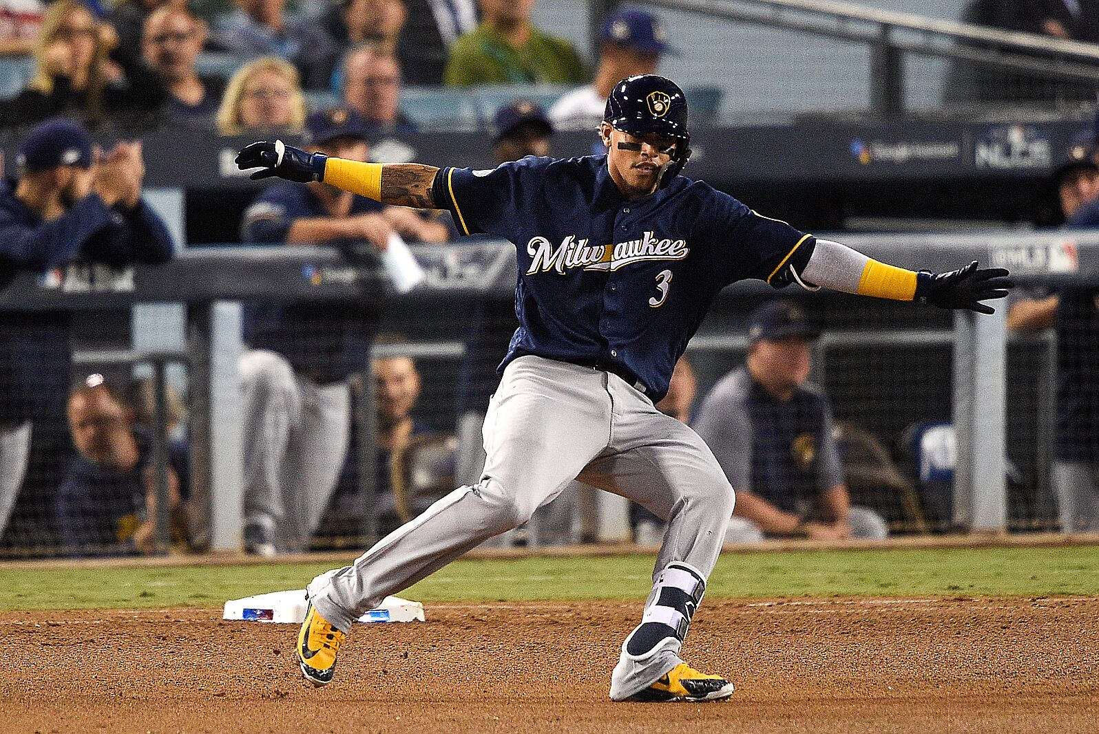 22f8dcd1e48ee Milwaukee Brewers  5 Bounceback Candidates For 2019 - Page 2
