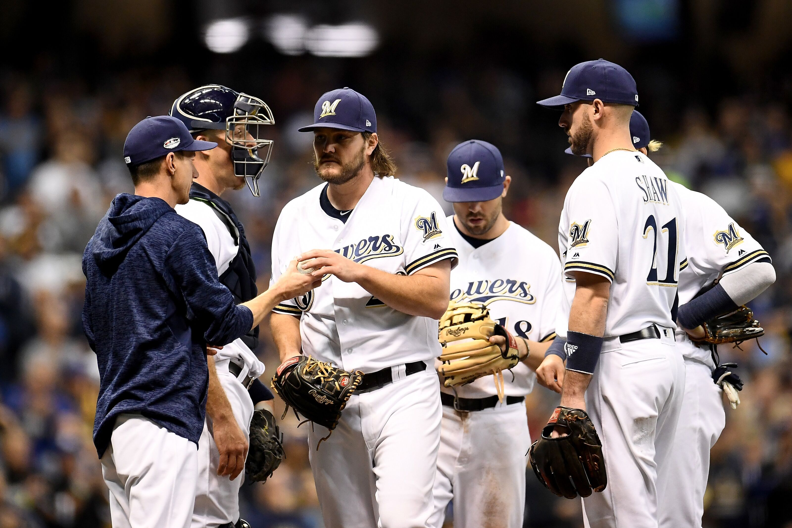 Will Wade Miley be a part of the Brewers Rotation in 2020?