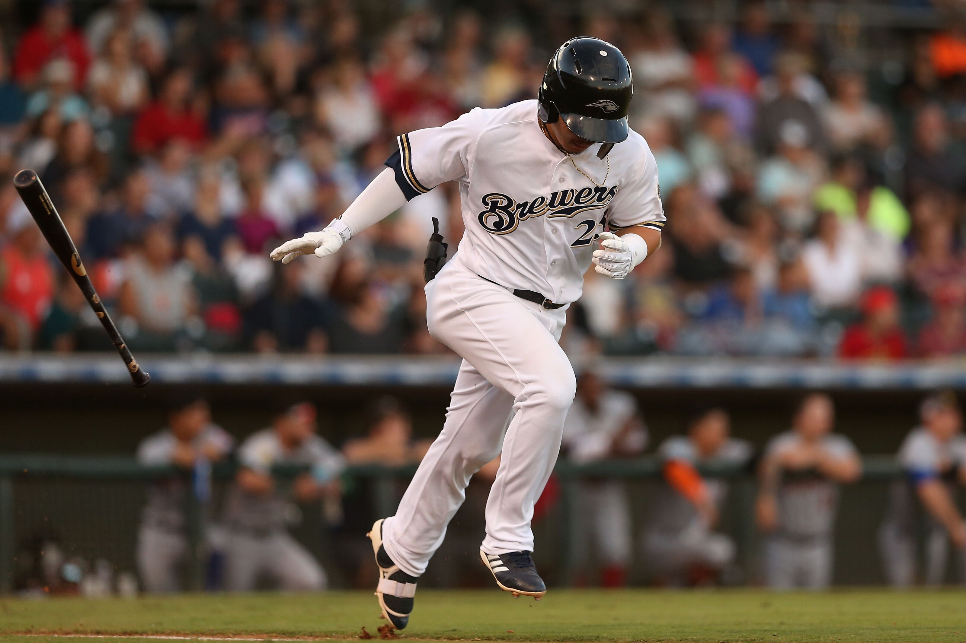 Milwaukee Brewers Who Are The Non Roster Invitees