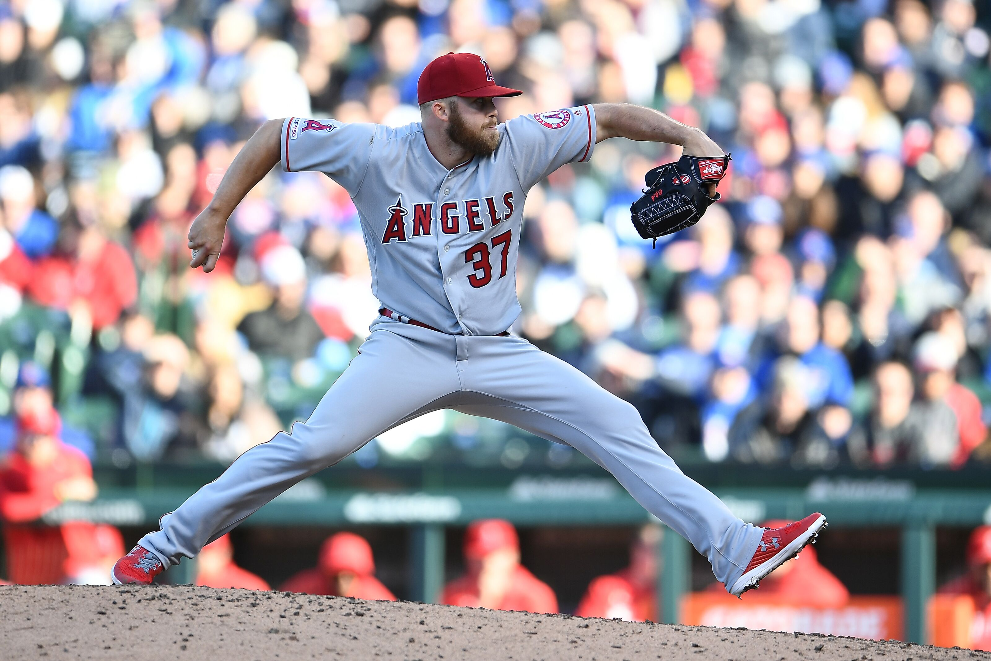 Could Cody Allen rebuild his value with the Brewers?