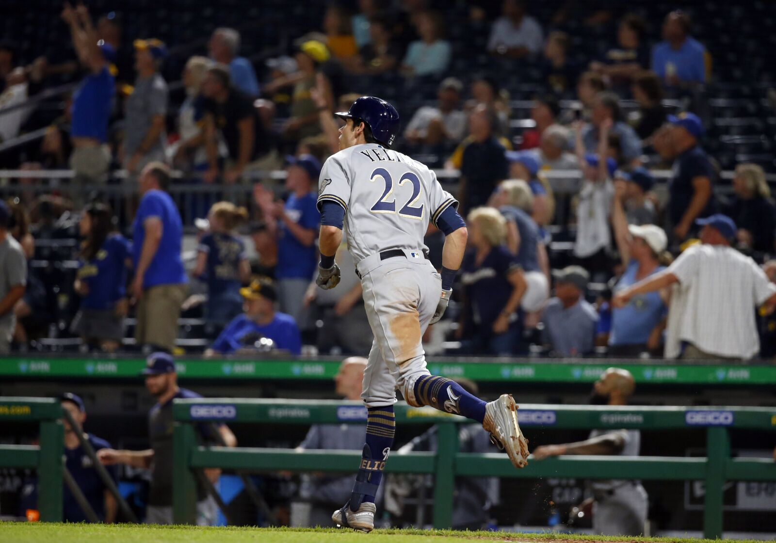 Milwaukee Brewers: Small Series Has Big Consequences