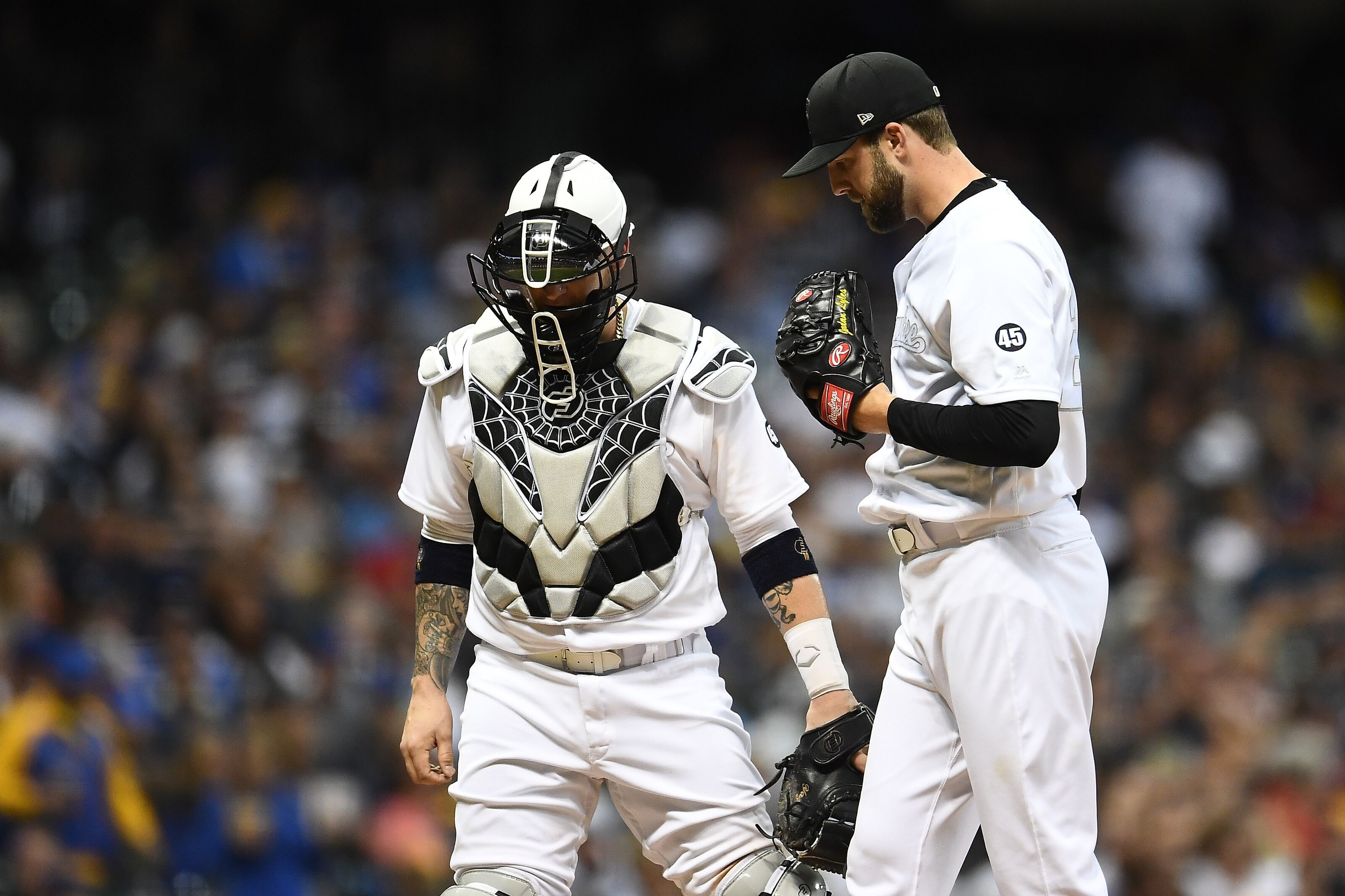 Milwaukee Brewers: A history of recent Brewers no-hit bids