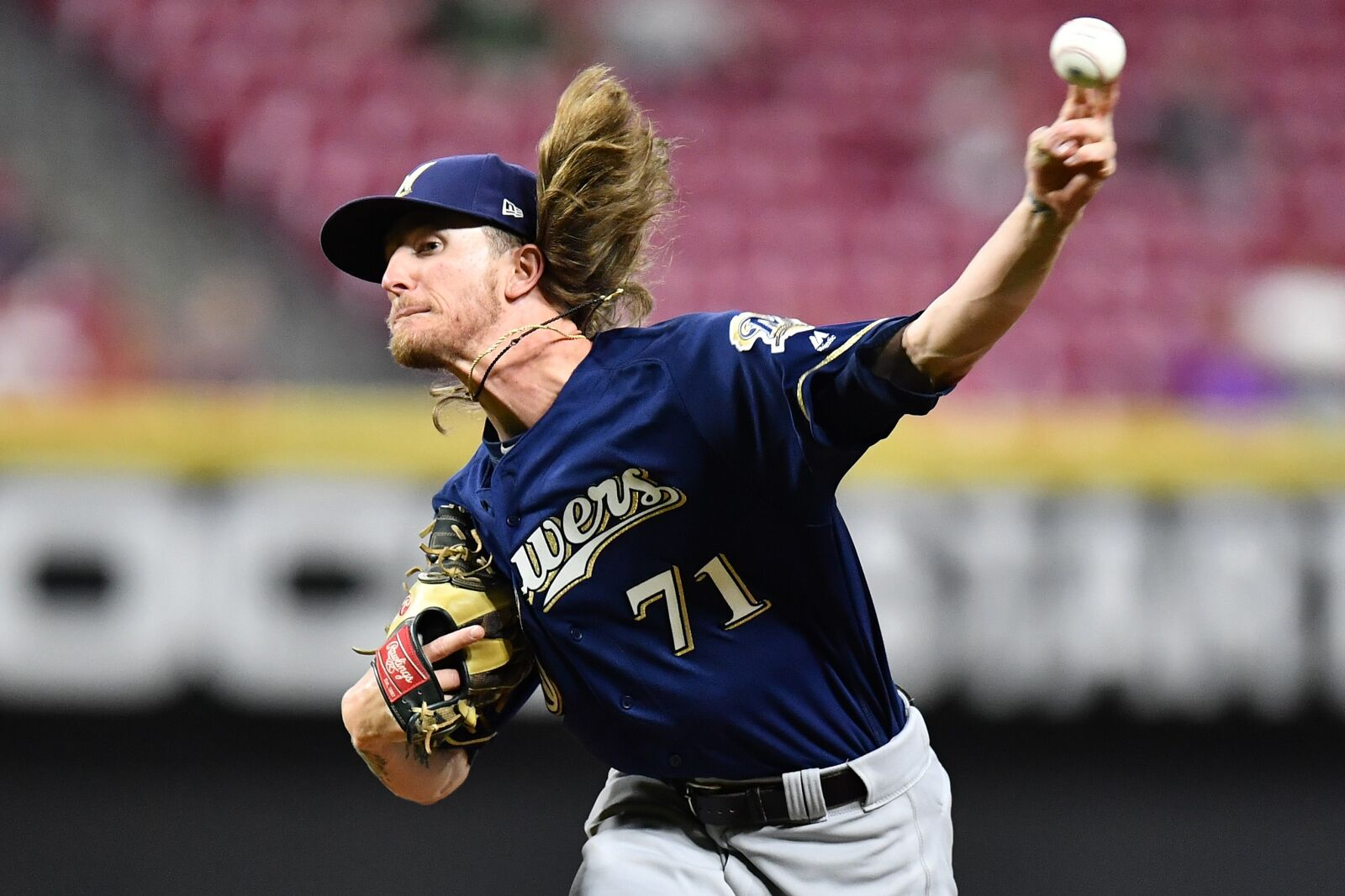 Milwaukee Brewers: Should they trade Josh Hader this winter?