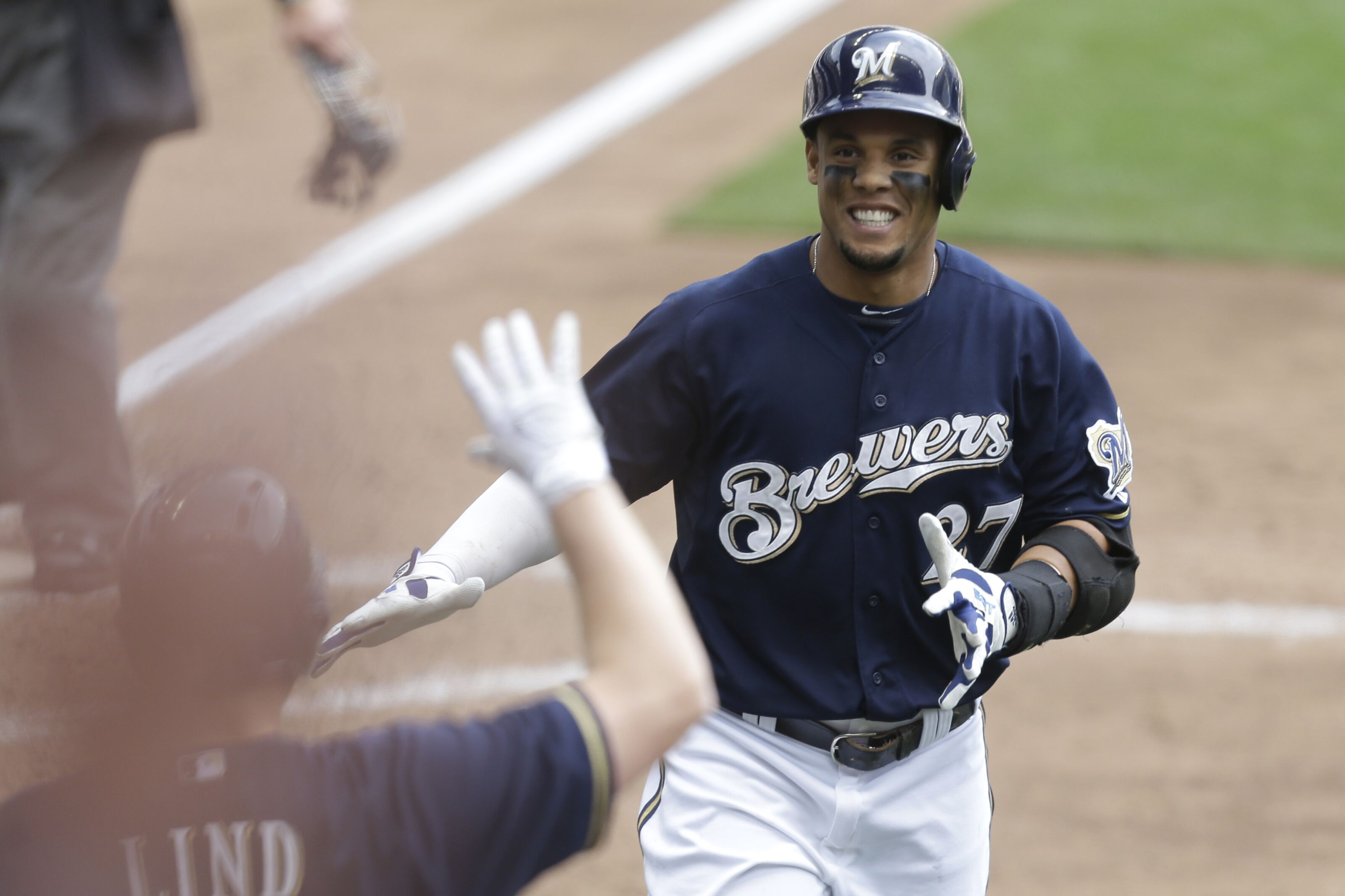 Brewers: Carlos Gomez To Reportedly Retire As A Brewer