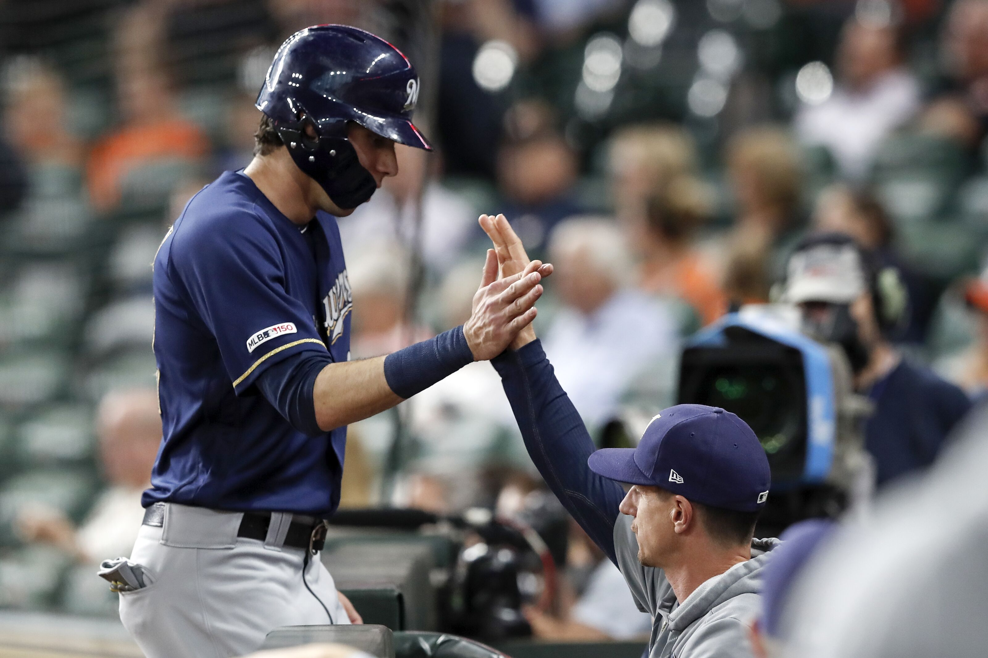 Brewers: Can Christian Yelich Go Back-To-Back?