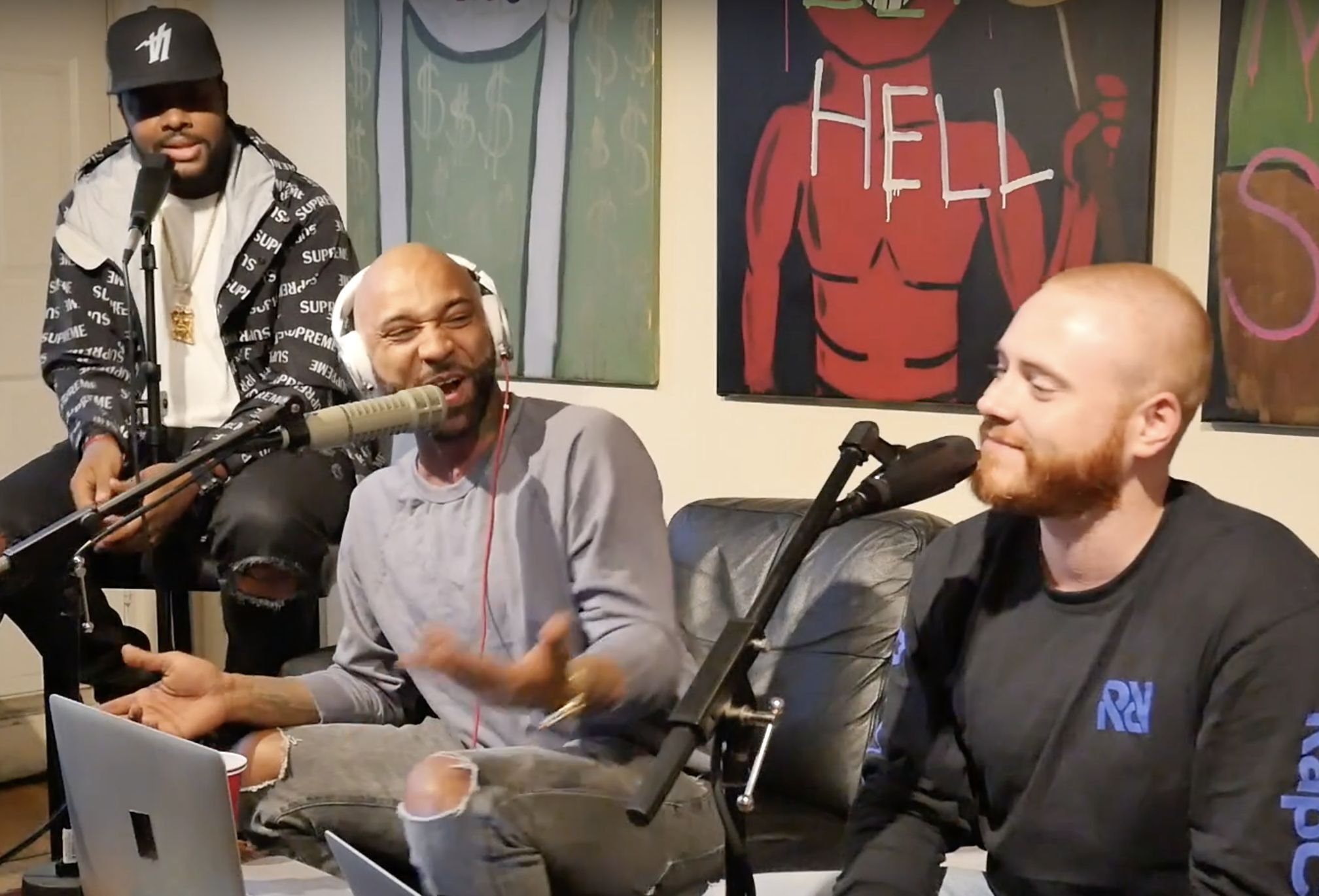 8cba15c7fec The Joe Budden Podcast With Rory And Mal Is Hitting The Street