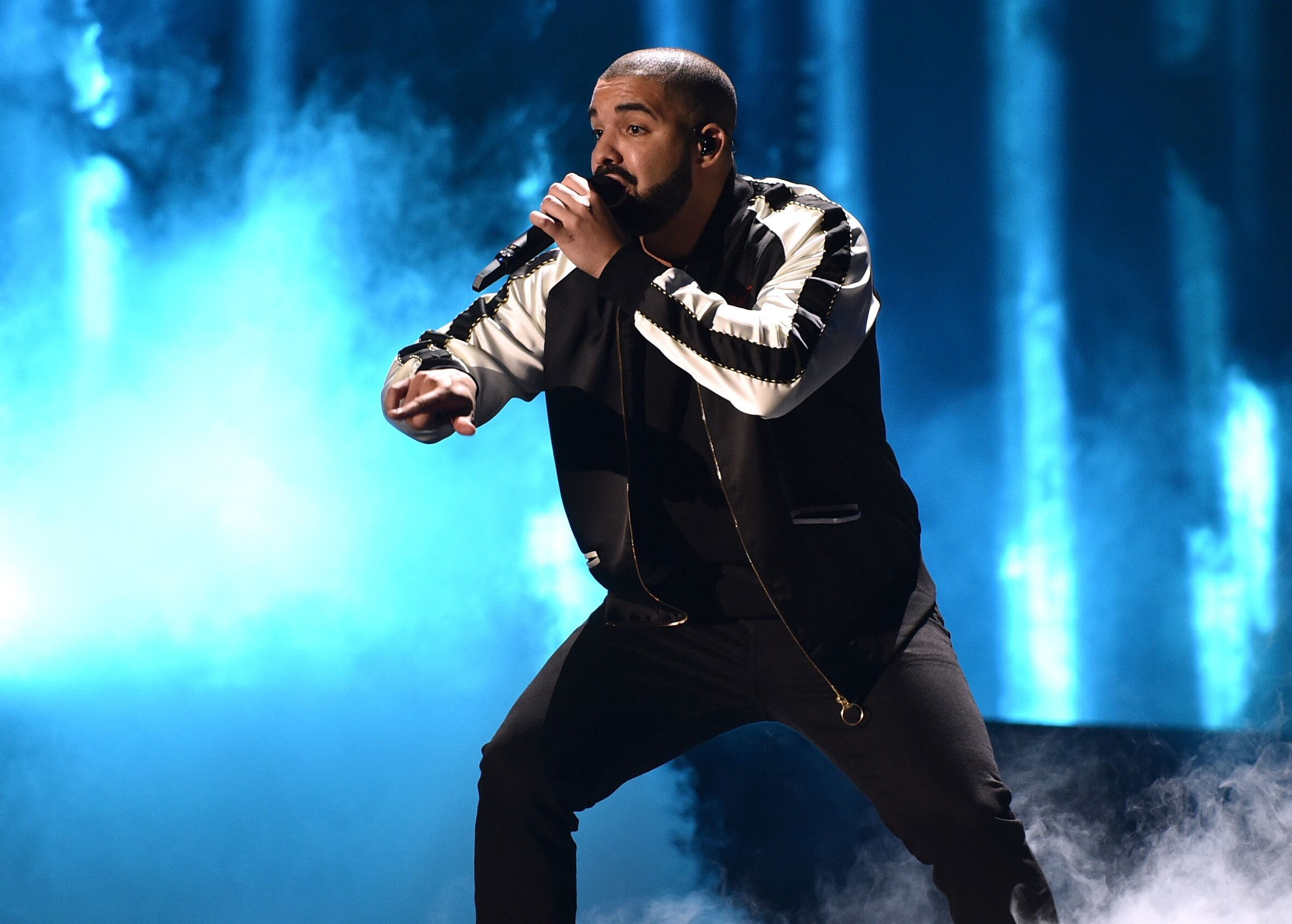 Drake performs at The SSE Hydro on March 23 2017 in Glasgow United KingdomRoss GilmoreGetty Images