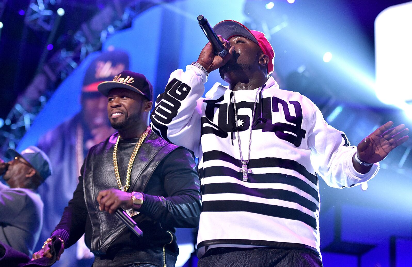 Hell hath no fury like a scorned 50 Cent  Young Buck gets outed