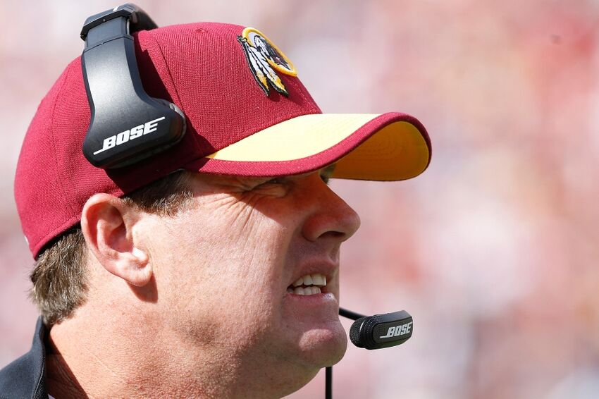 Redskins Could Head Coach Jay Gruden Be Fired