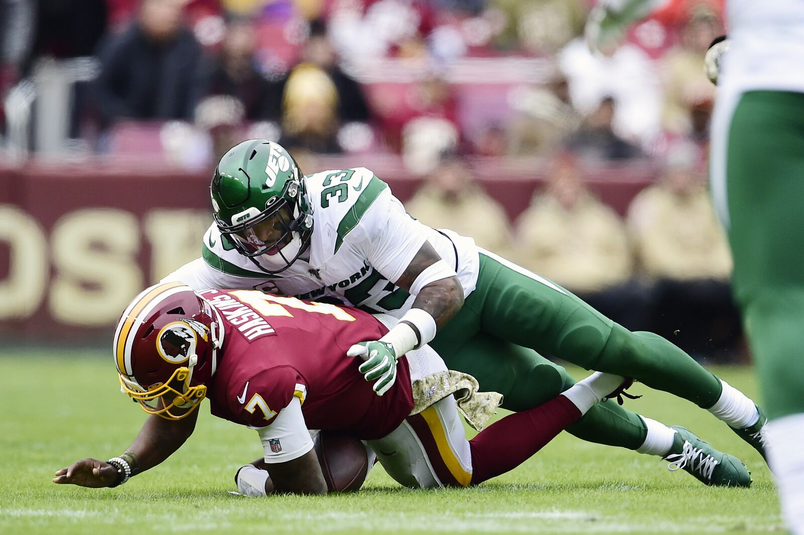 Redskins crushed by Jets in an embarrassing blowout