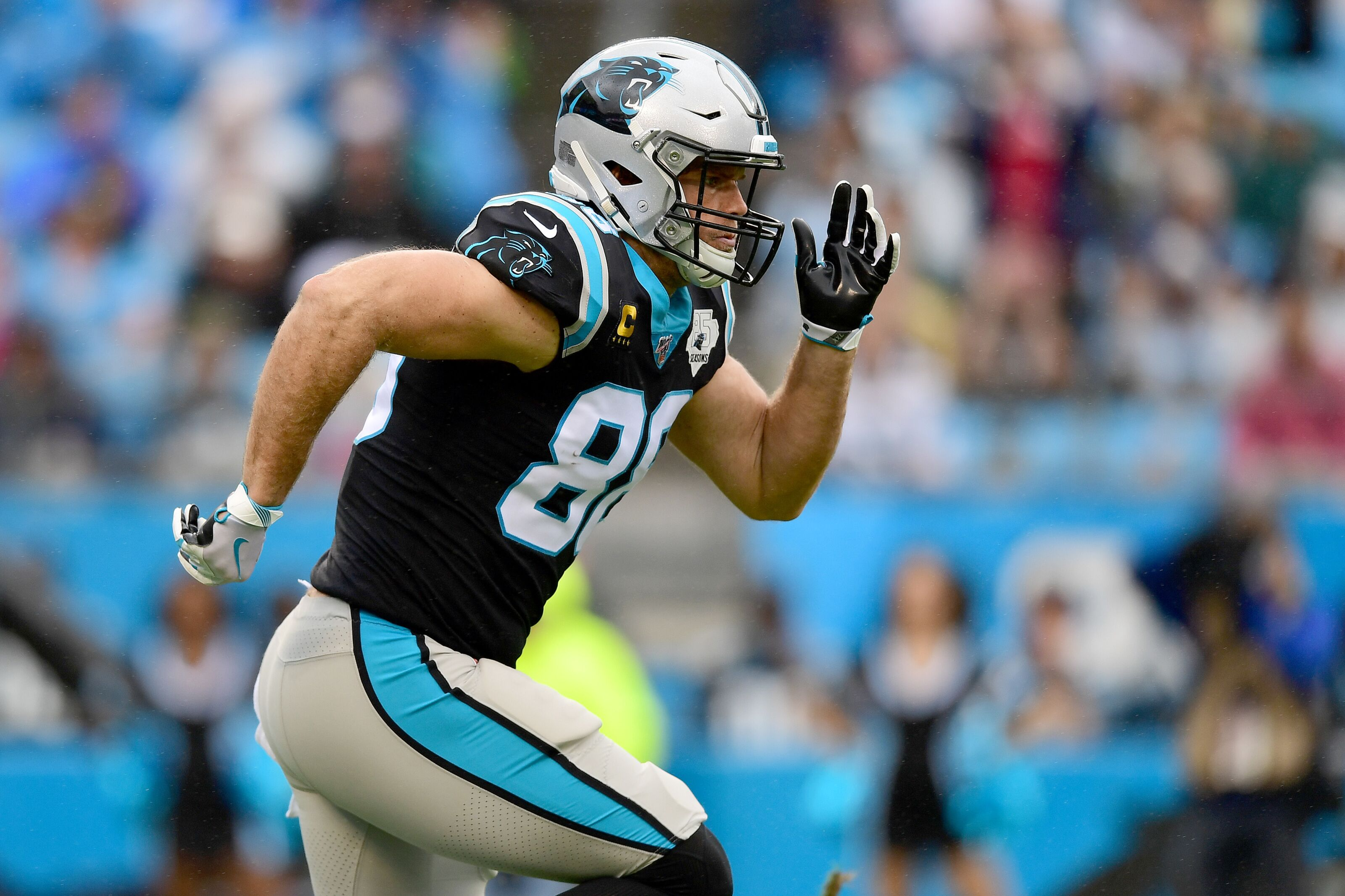 Greg Olsen reportedly negotiating with Redskins, Seahawks, Bills