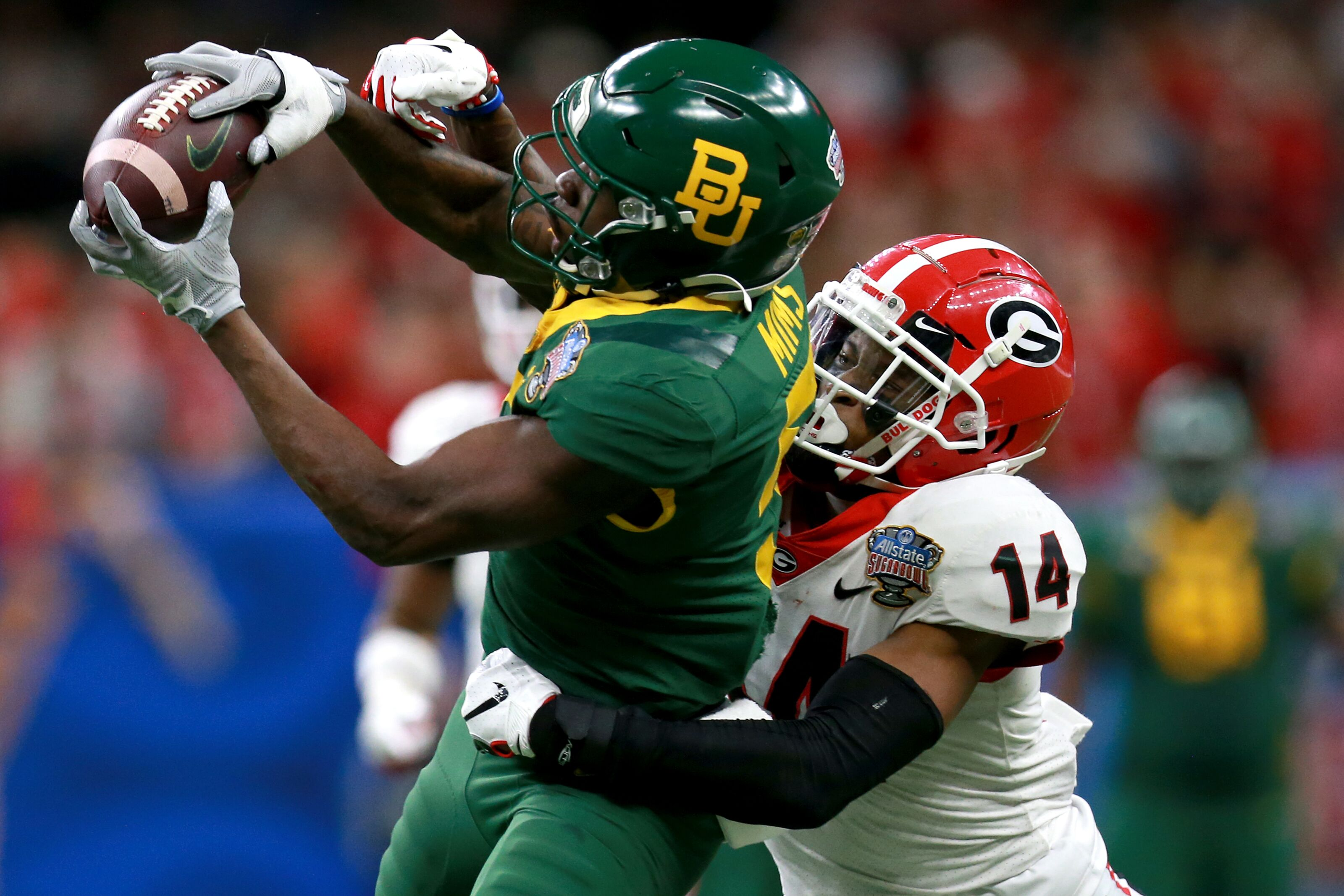 Redskins should pay attention to pass catchers shining at Senior Bowl
