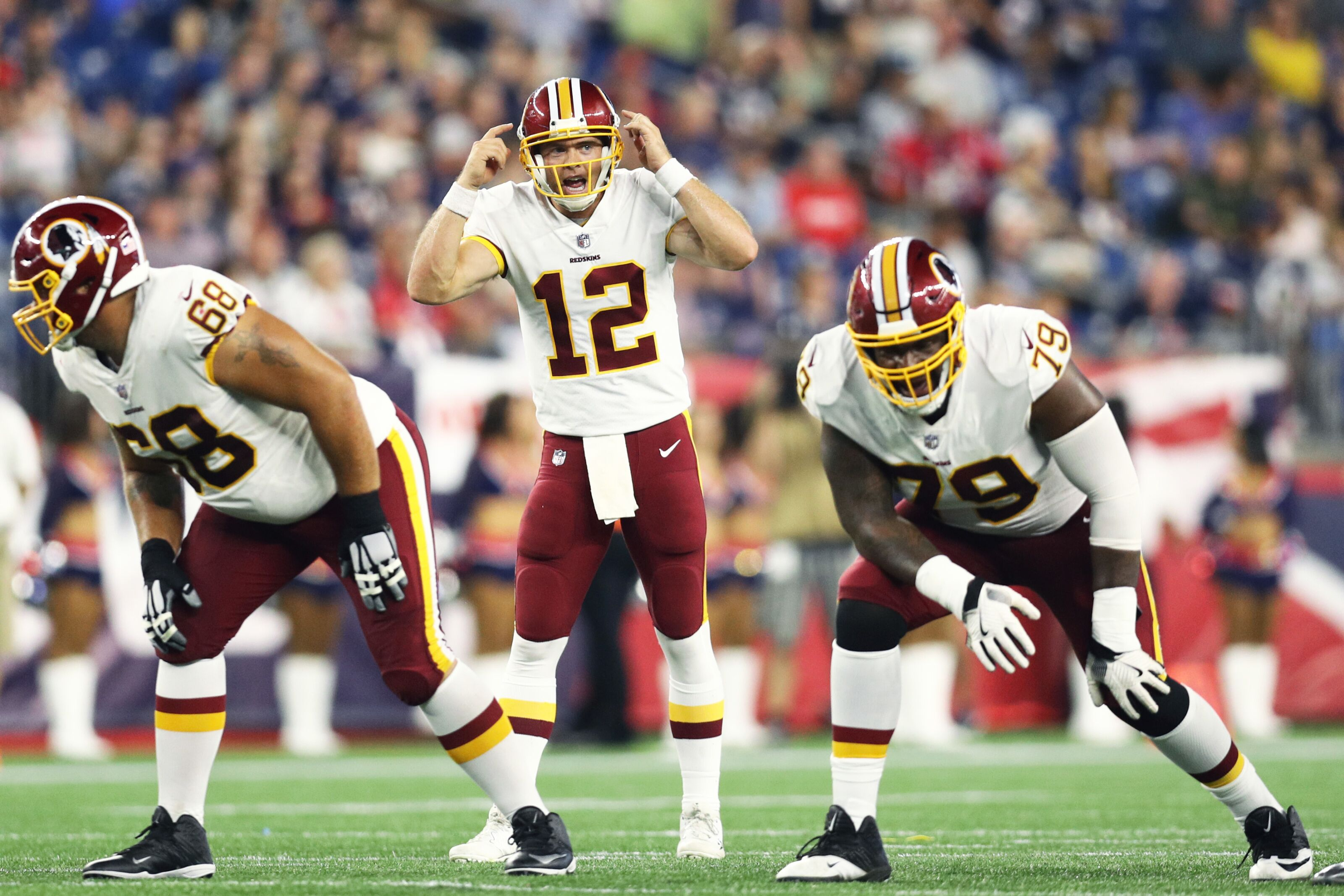 0f07867ed Redskins  Predicting the 53-man roster after preseason Week 1