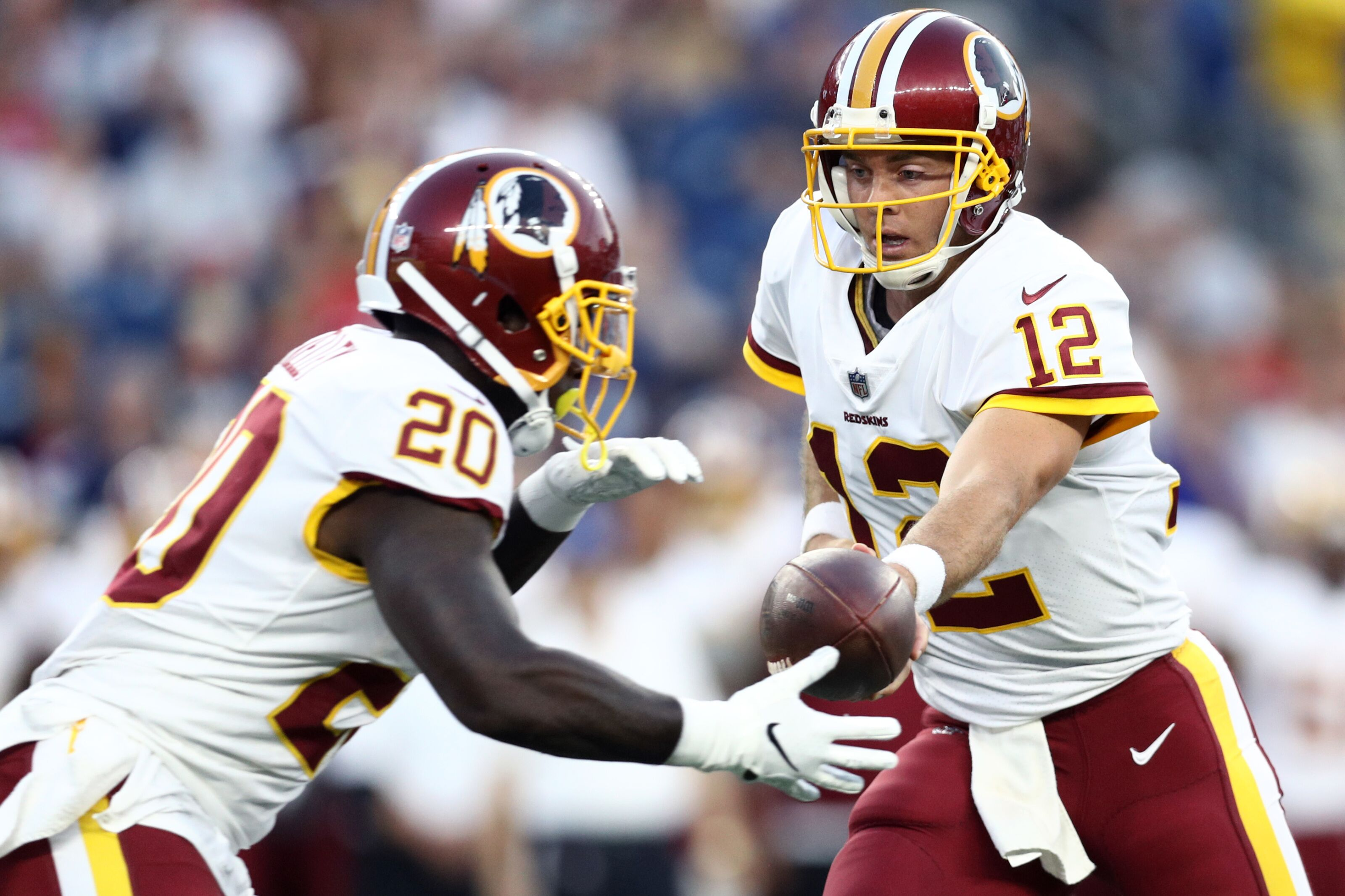 6d754d76e Re-evaluating the Redskins RB depth chart after Derrius Guice s injury