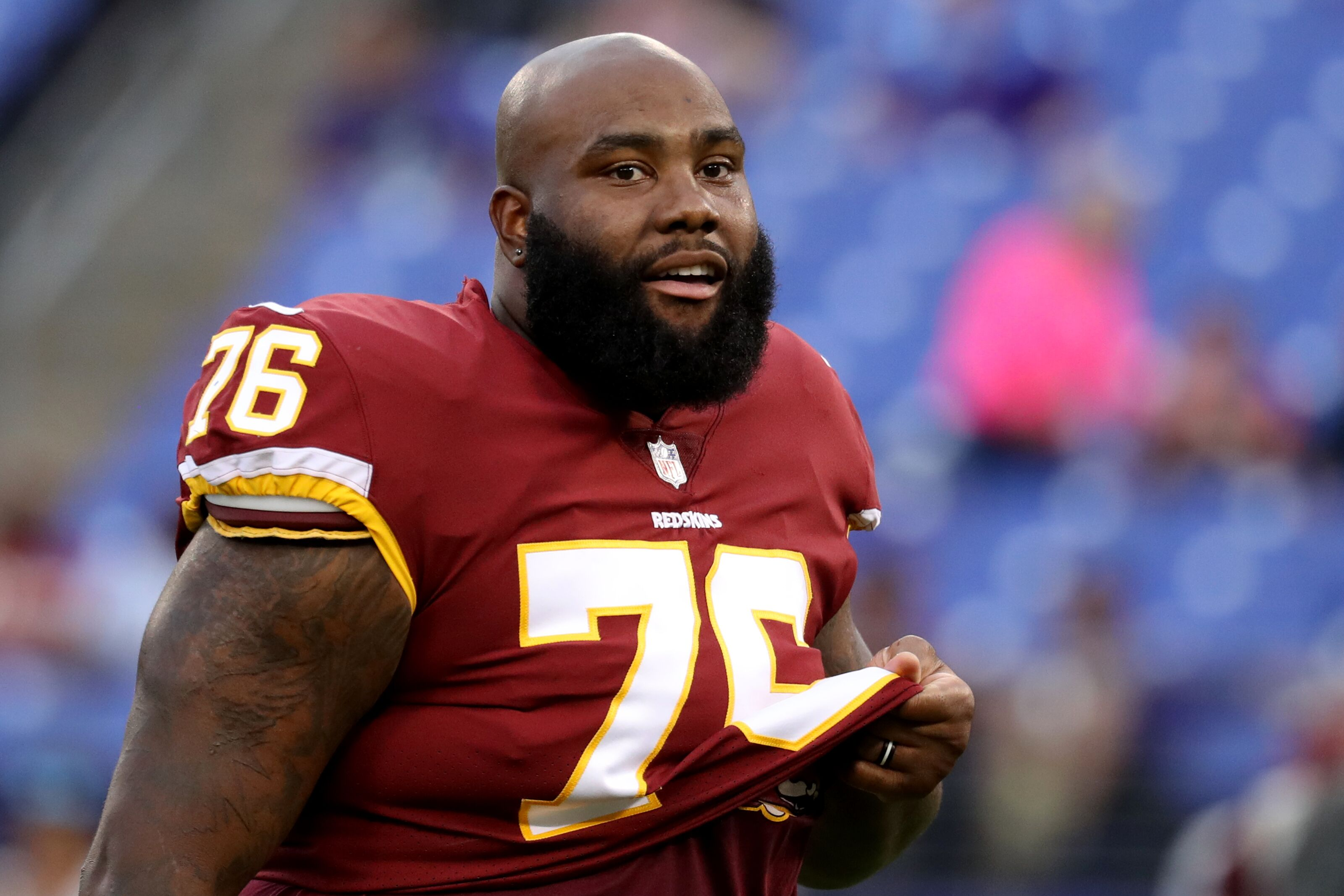Washington Redskins Training Camp Profile: RT Morgan Moses