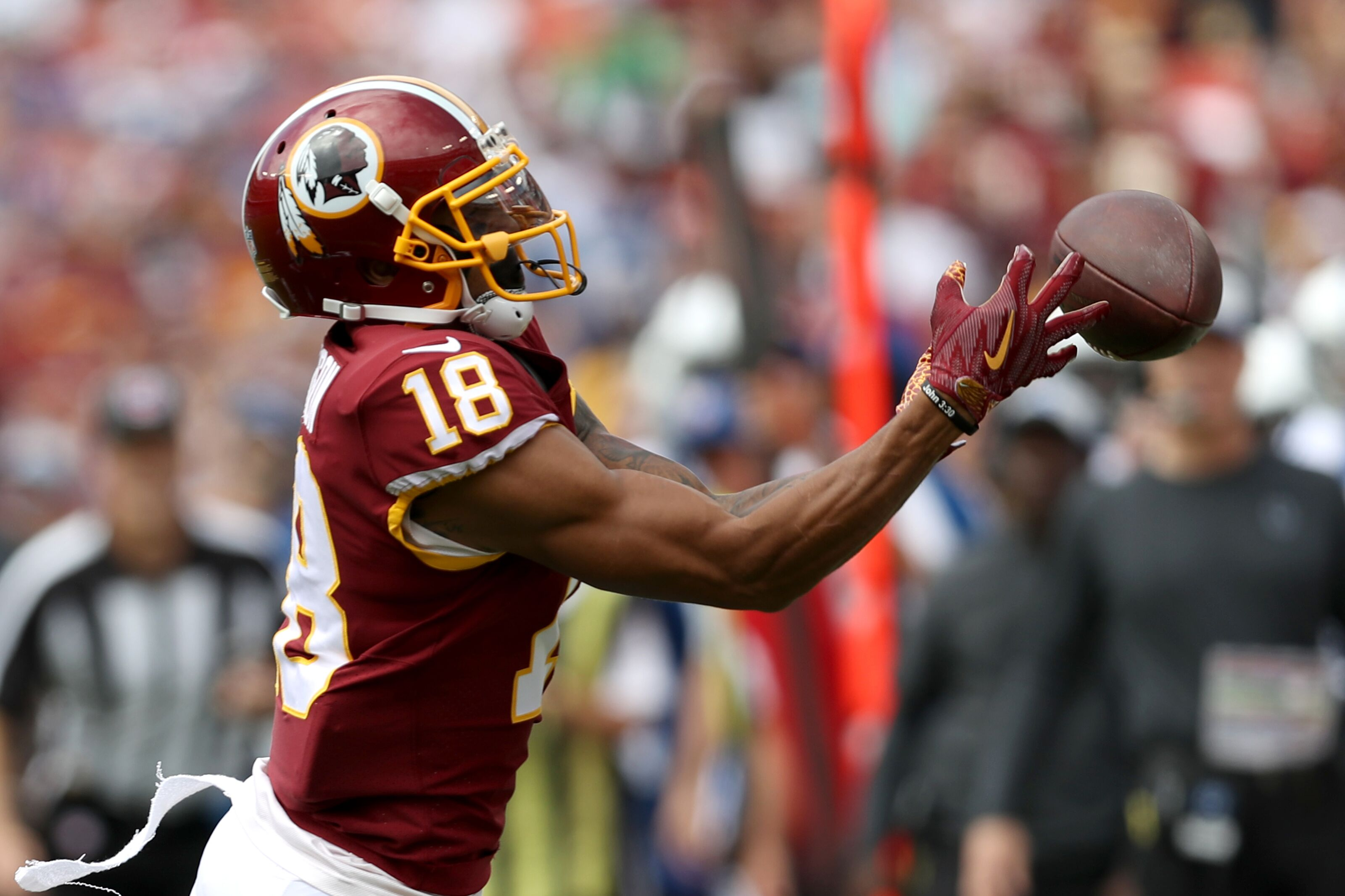 Redskins past draft failures at wide receiver aren't indicative of future