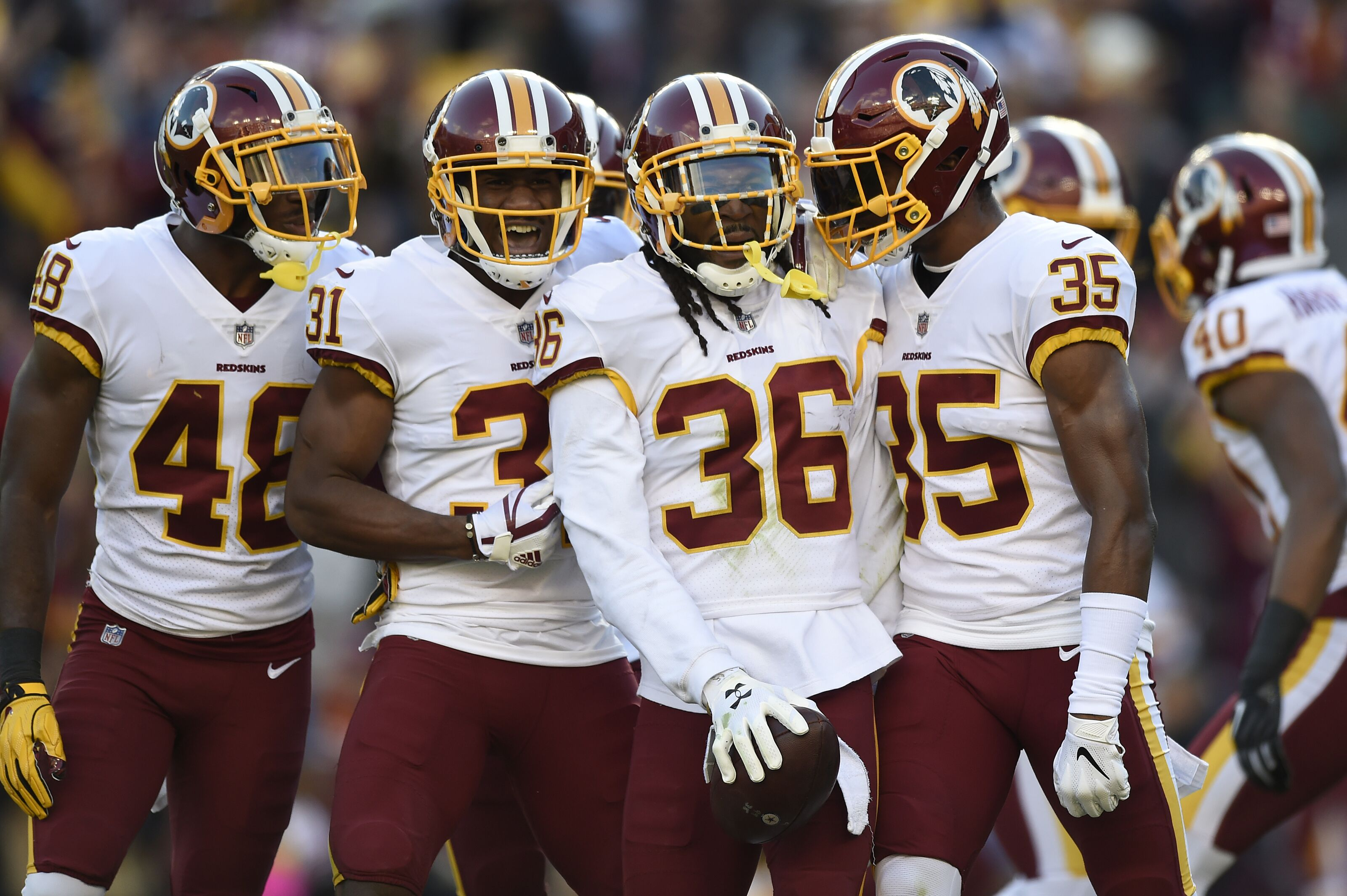 Redskins defense stands up when needed fends off Cowboys 20 17