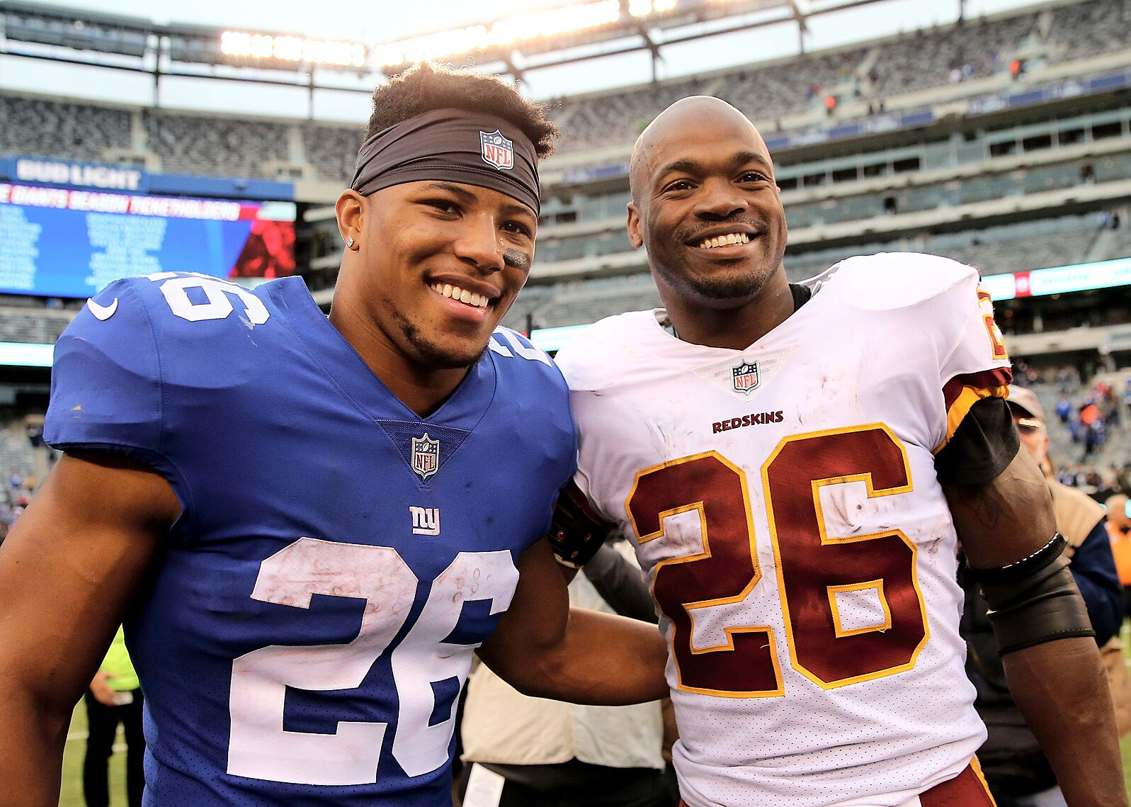 Redskins vs. Giants: 3 studs from Sunday's victory